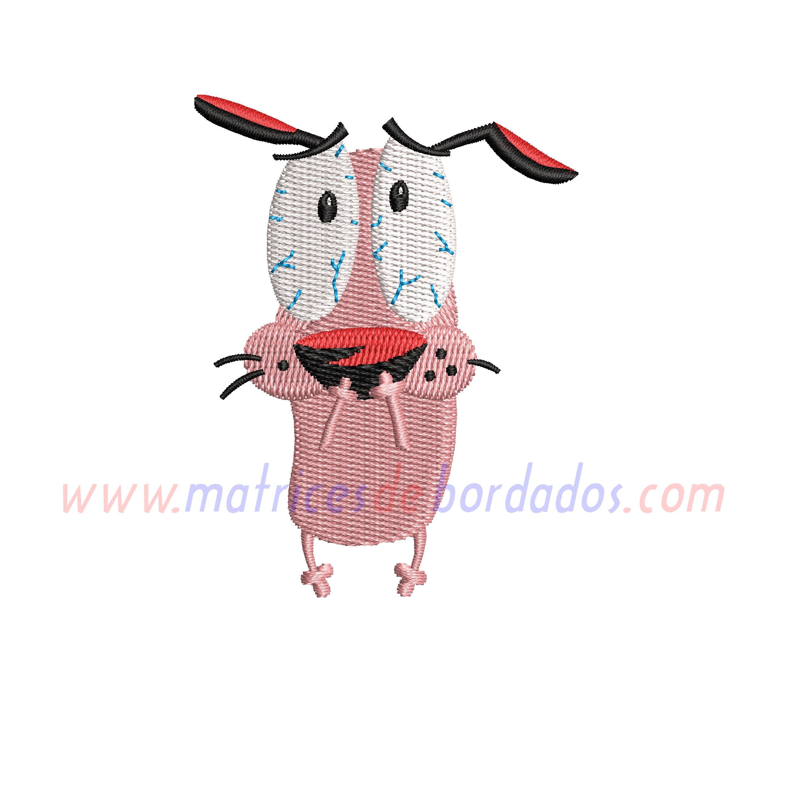 BC63LD - Coraje el perro cobarde