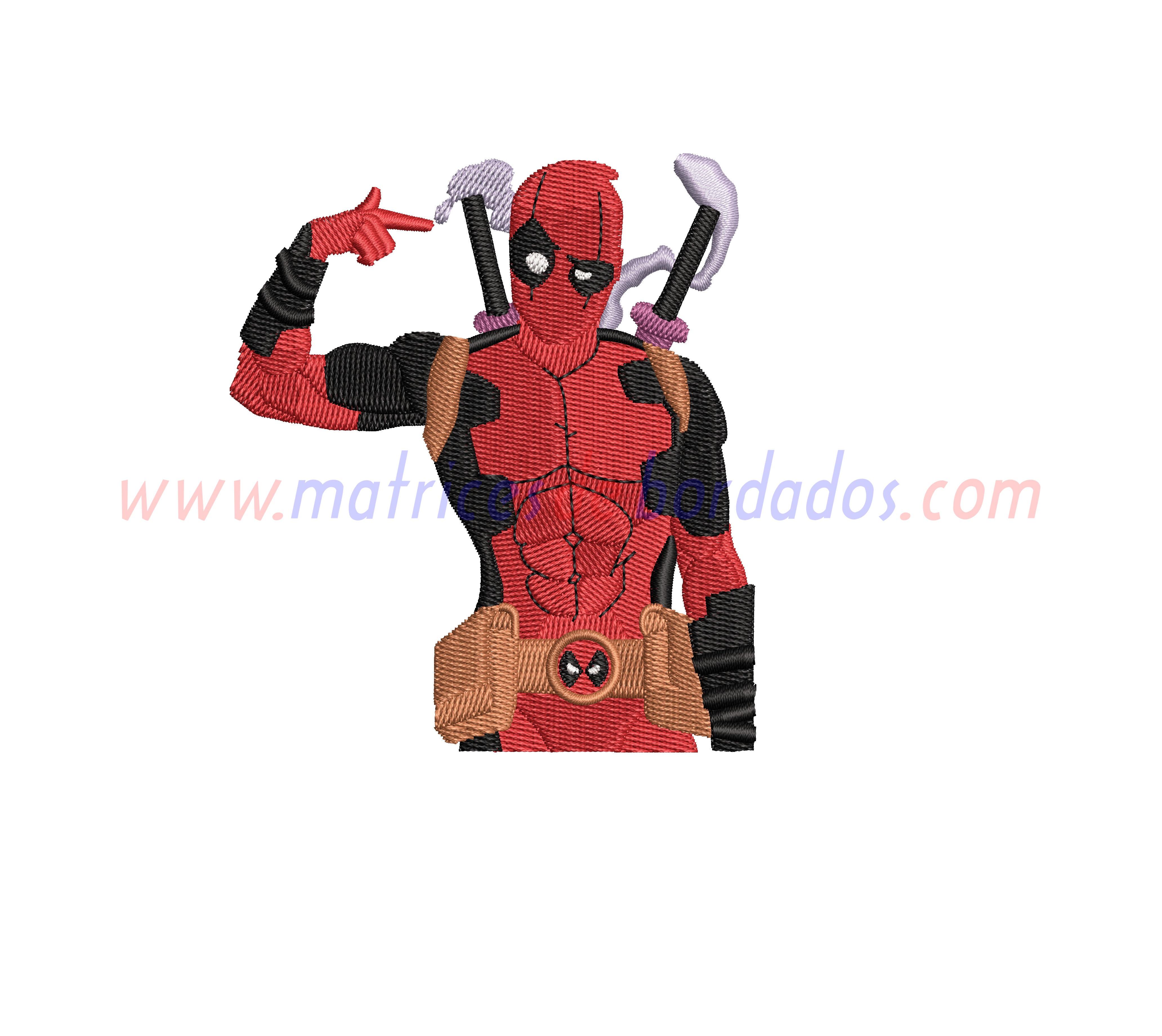 UL69ZR - Deadpool