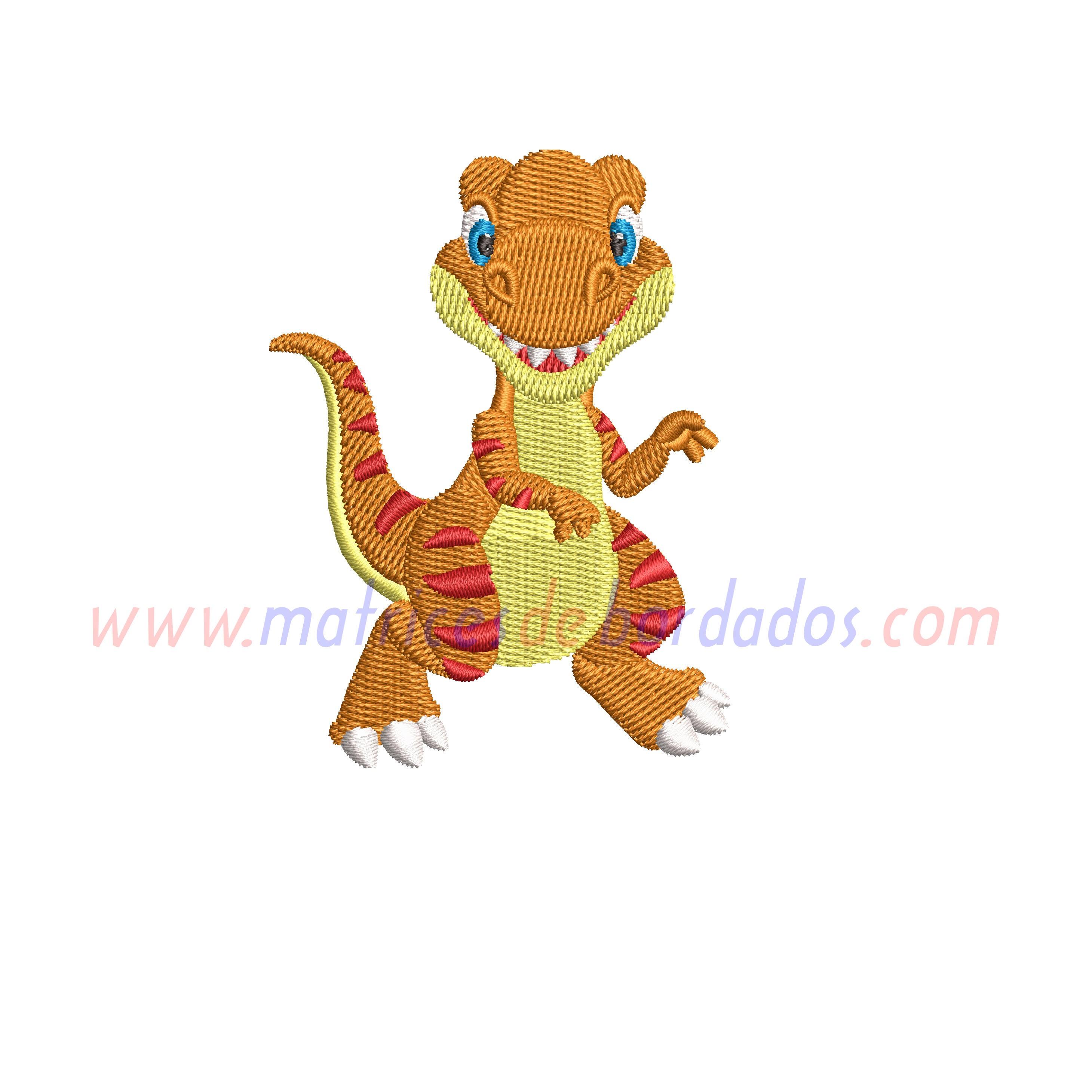 PP27MU - Dinosaurio