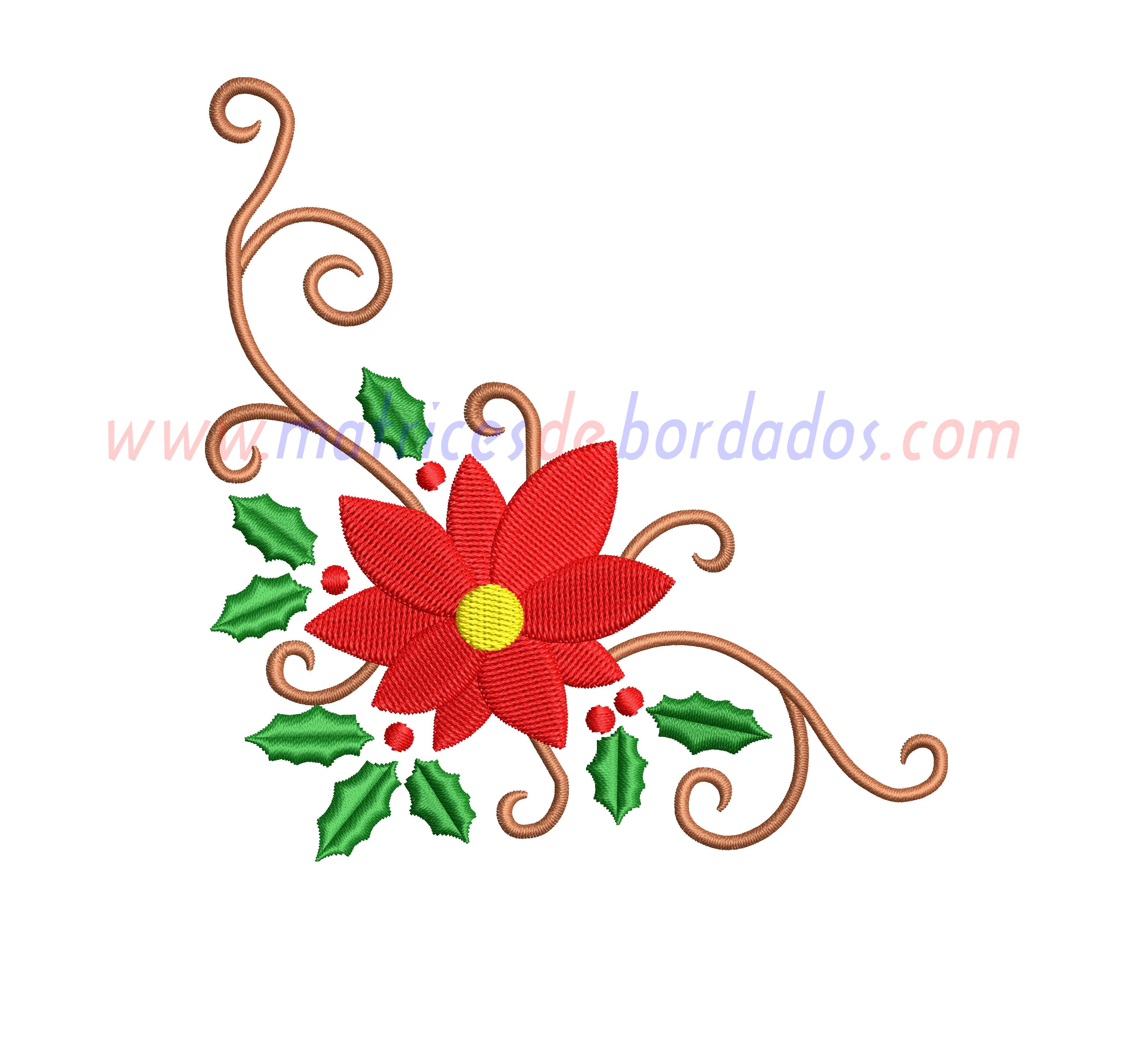 BH13QG - Diseño flor