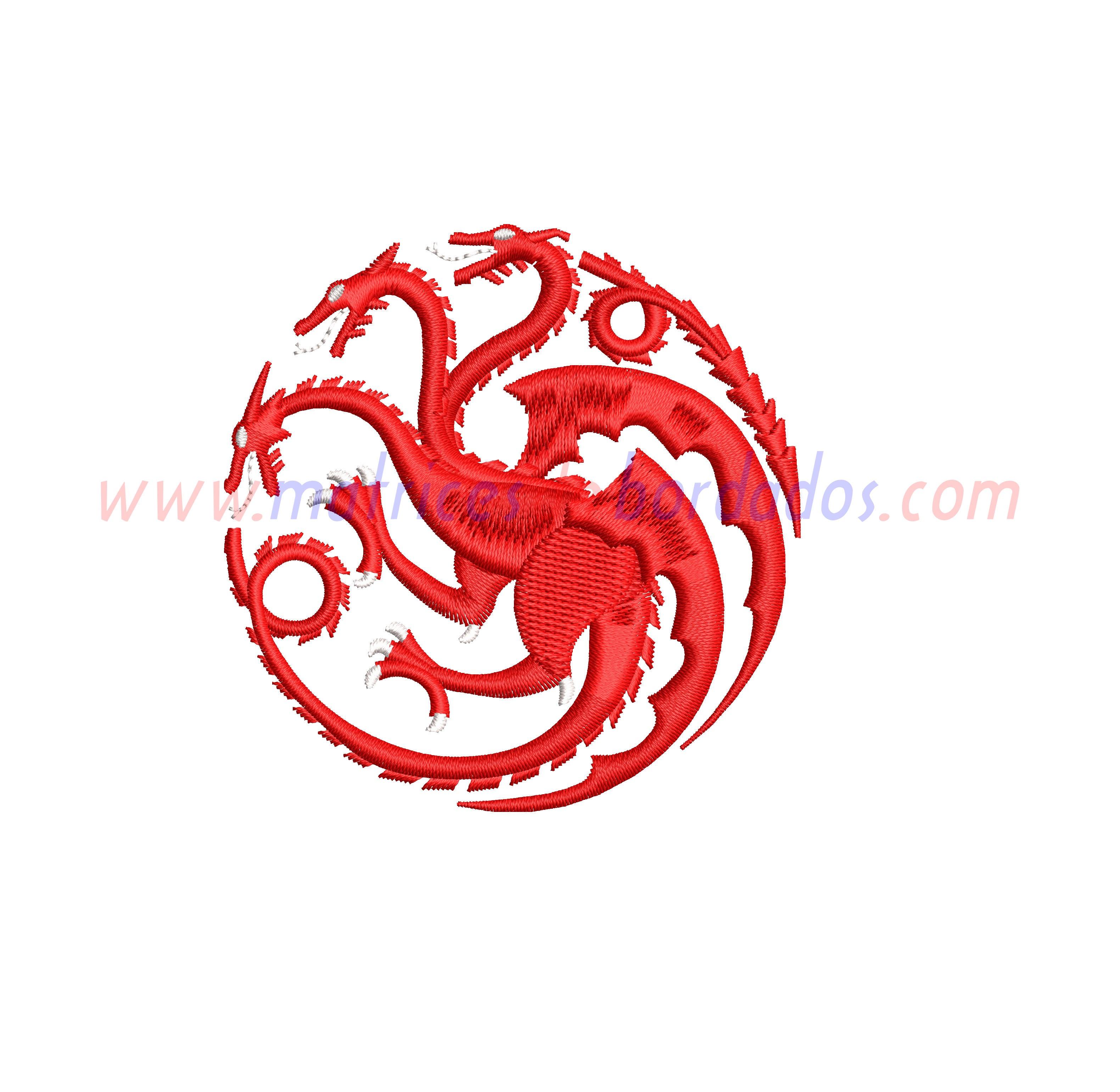 VZ33AZ - Dragón Targaryen
