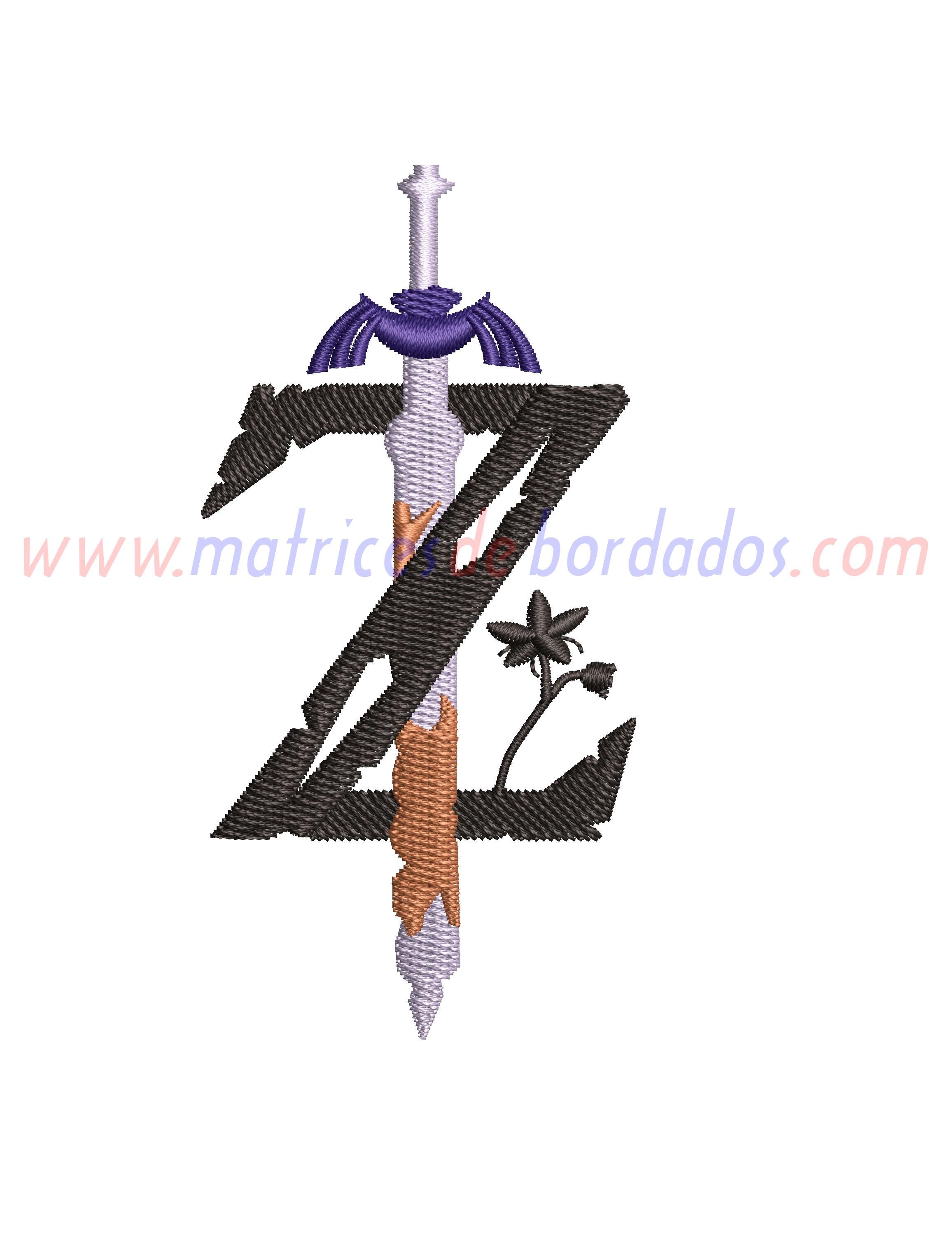 LZ37CS - Espada Maestra Zelda
