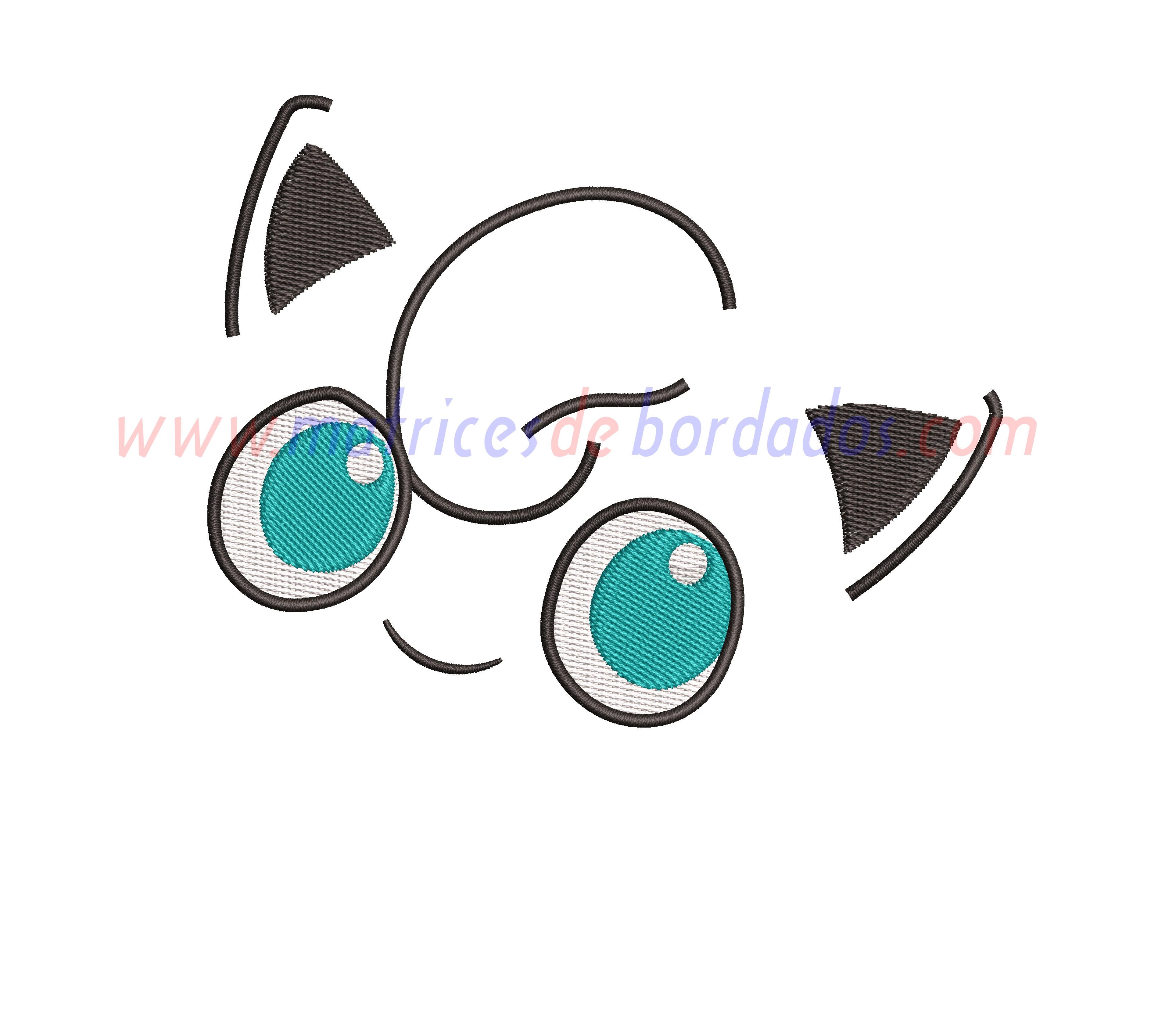 QH87QH - Jigglypuff