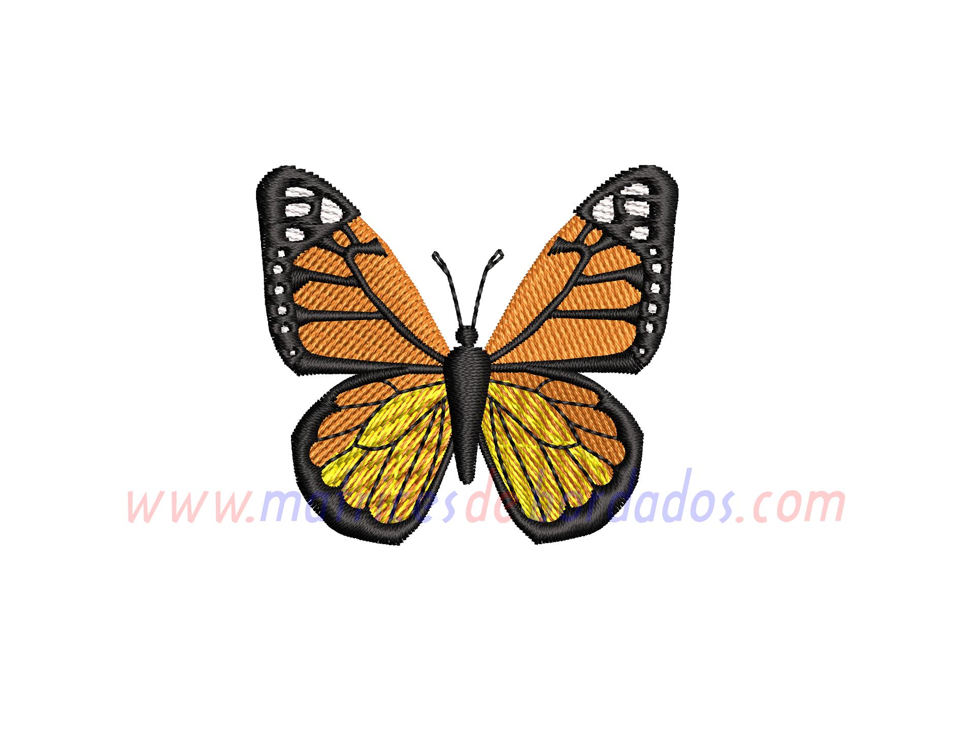 PY86EA - Mariposa Monarca