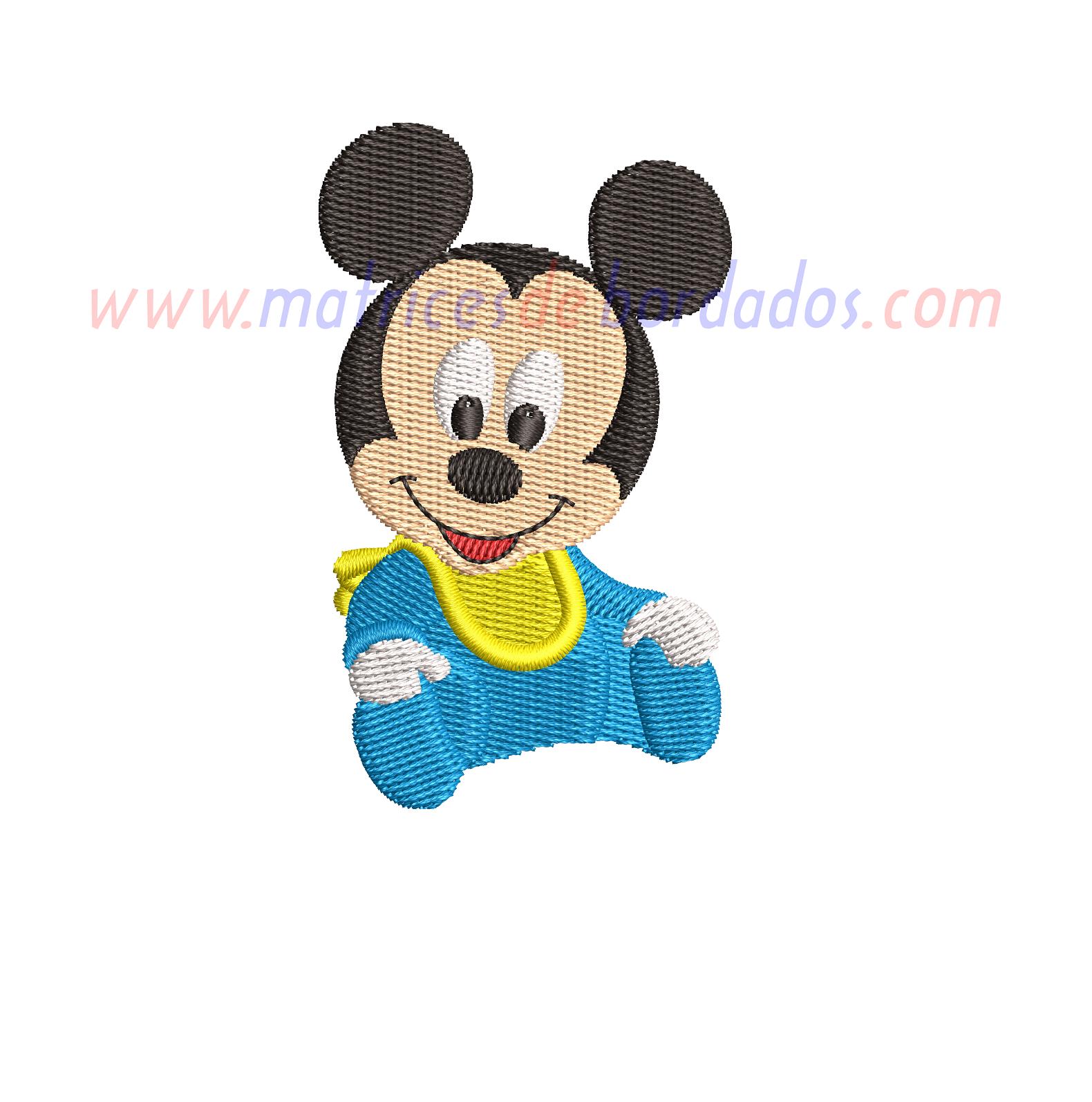 MM78ST - Mickey bebé