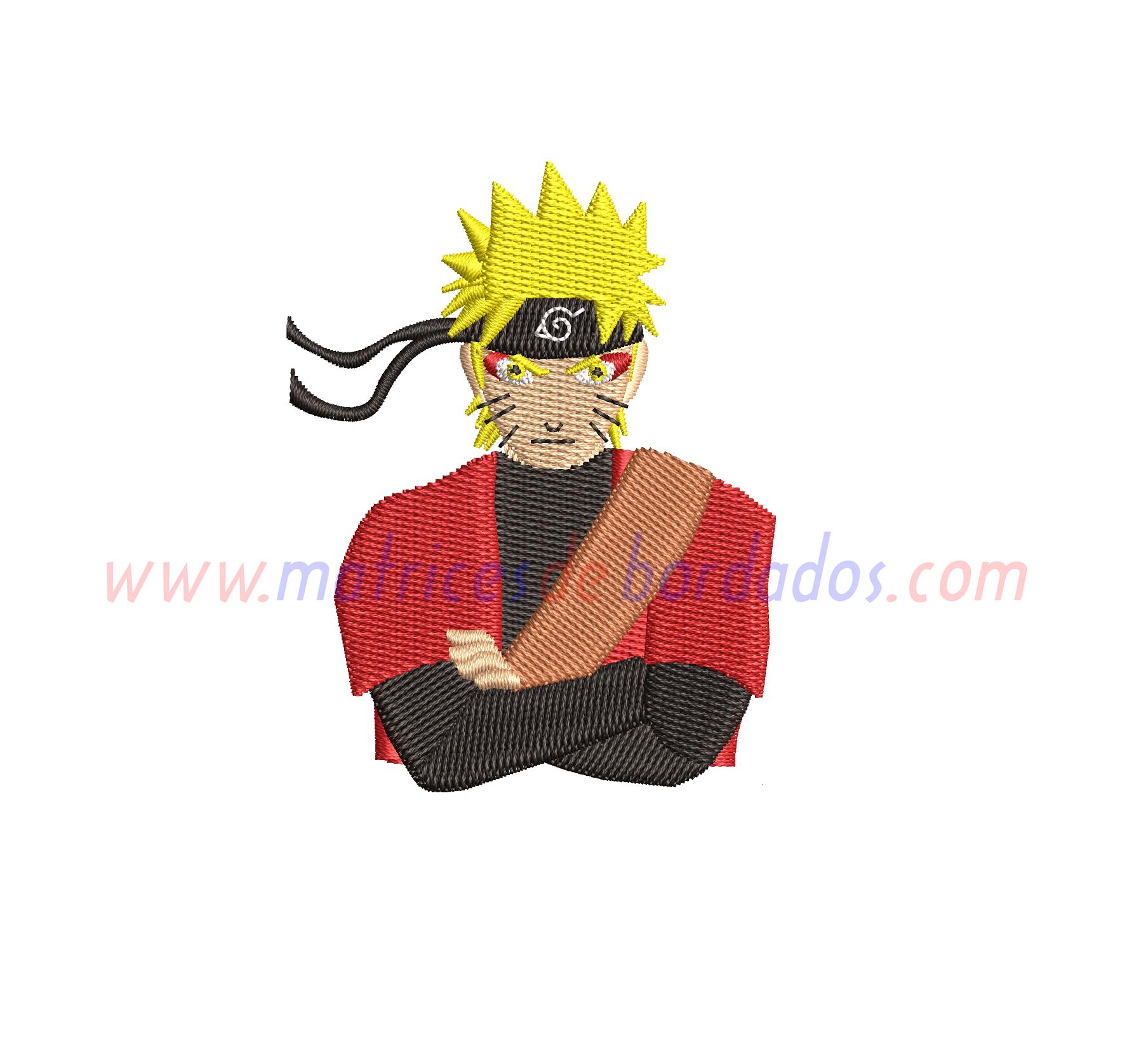 JY64BT - Naruto