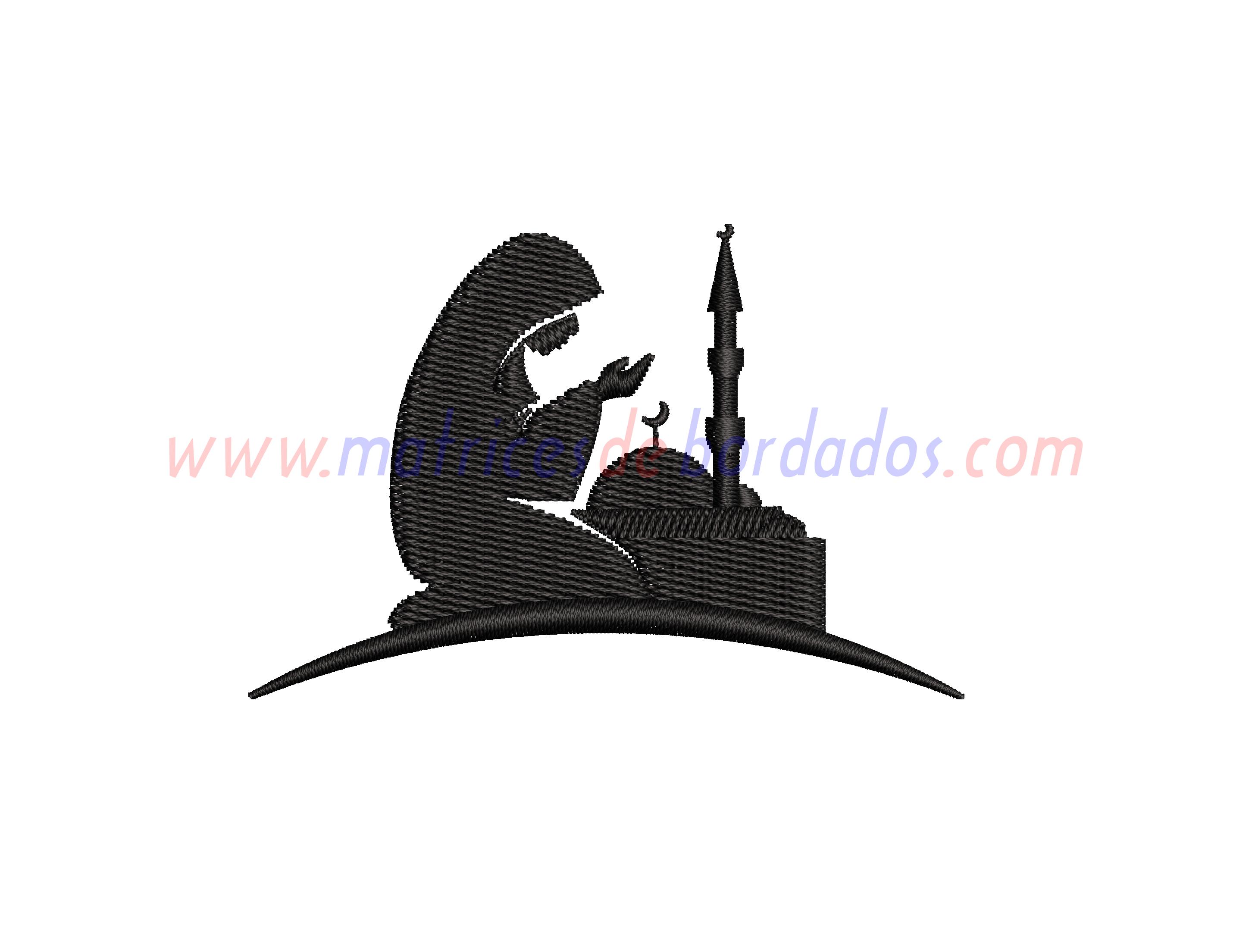 RP45HE - Orando Mezquita