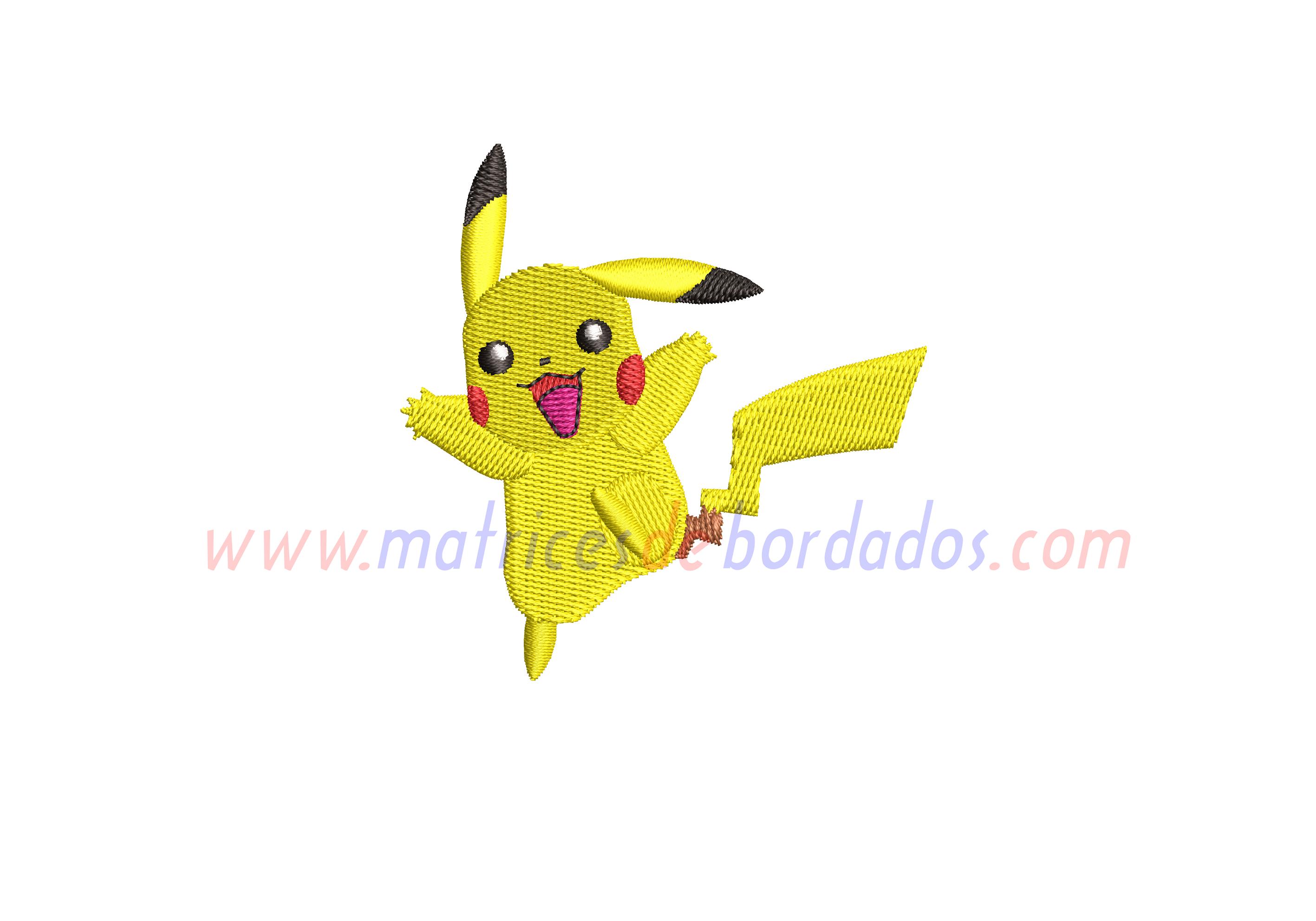 QM47RM - Pikachu