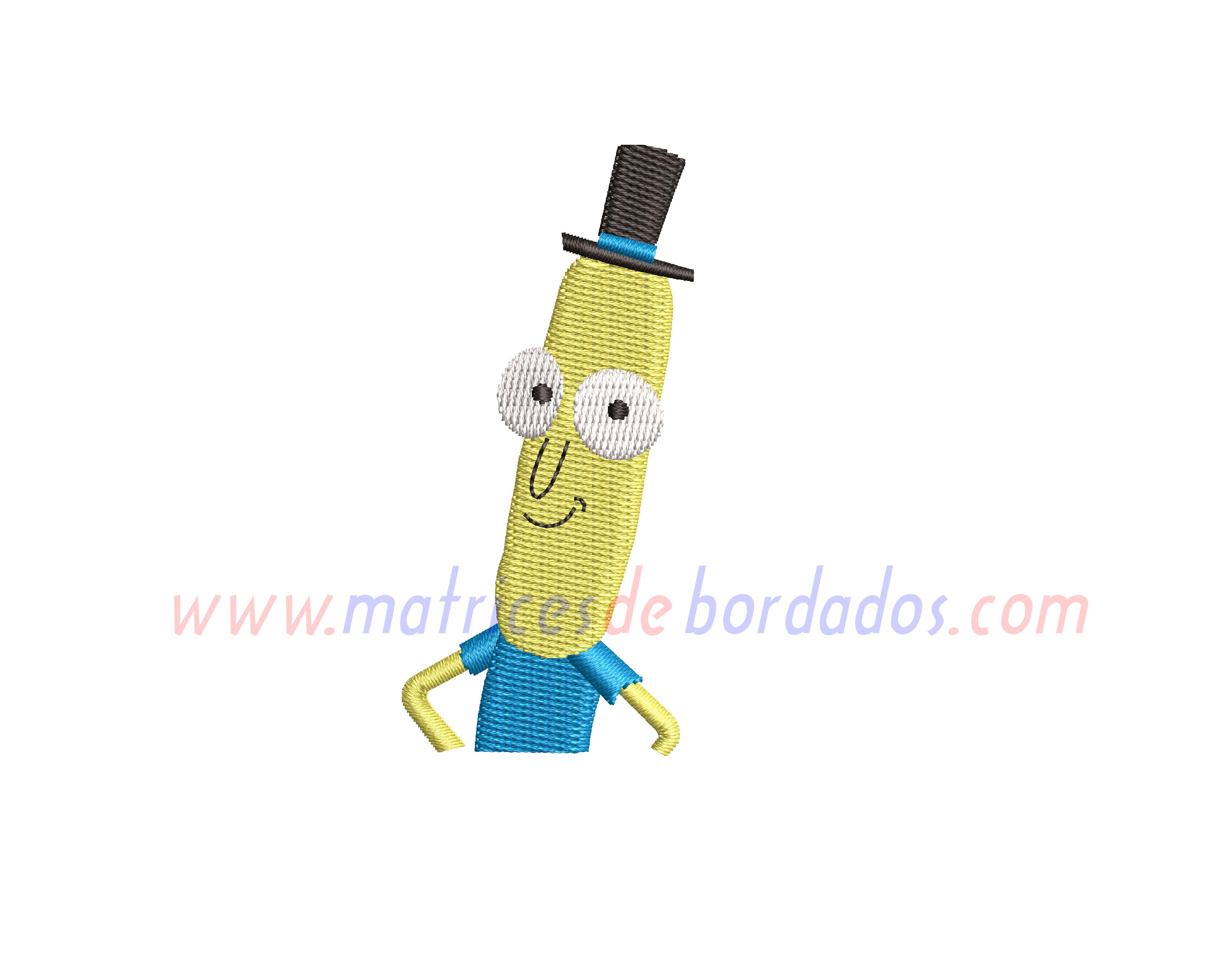 JD84UM - Poopybutthole de Rick and Morty