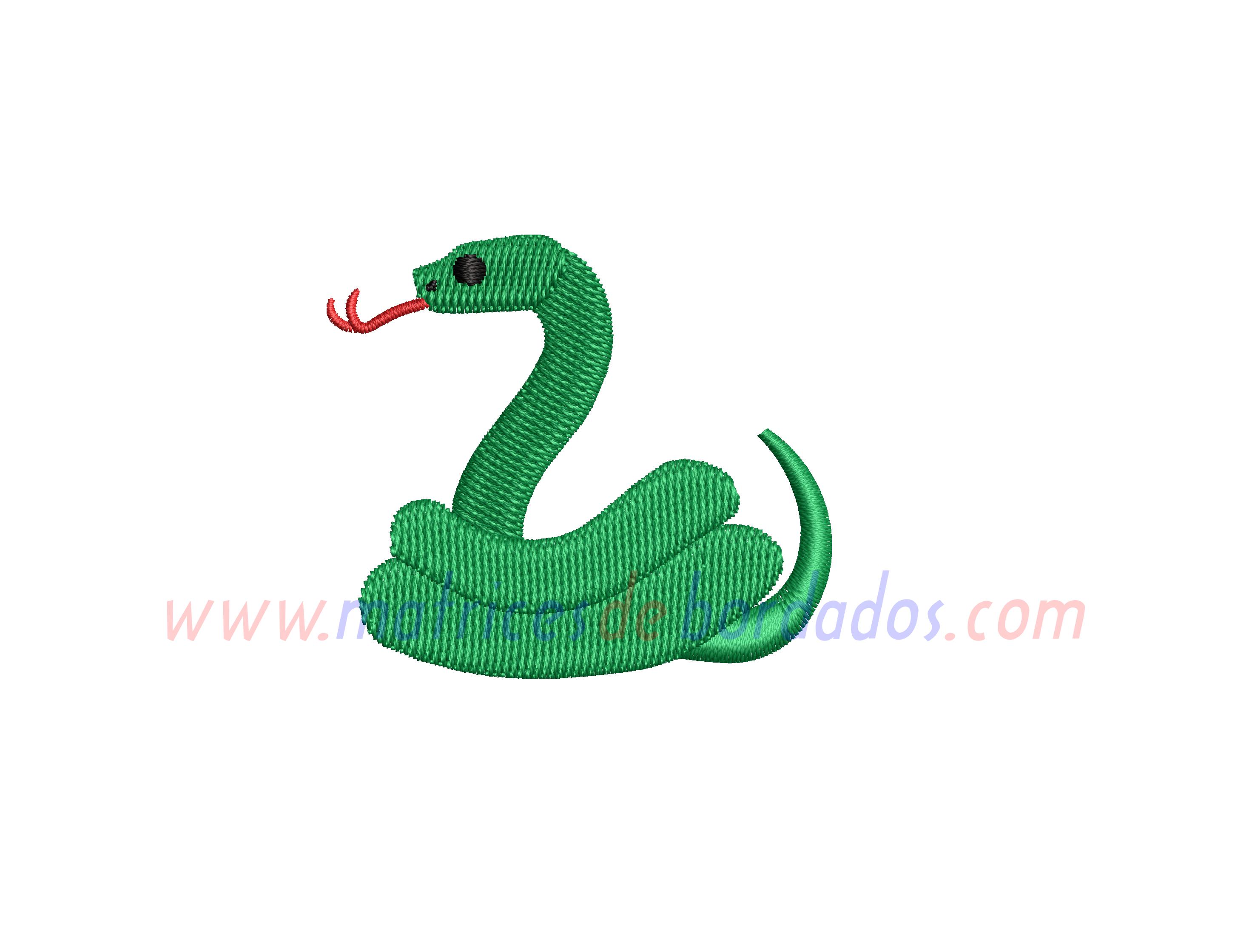 PZ92LJ - Serpiente