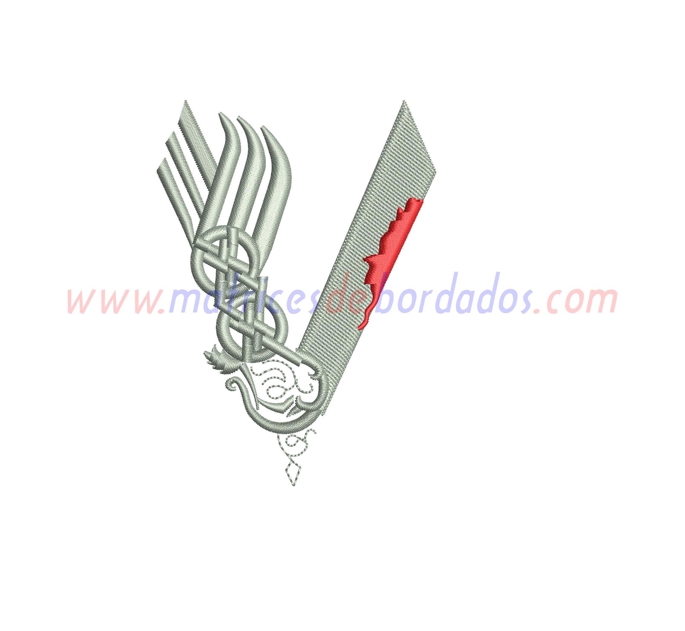 BQ26RN - Logo Vikingos