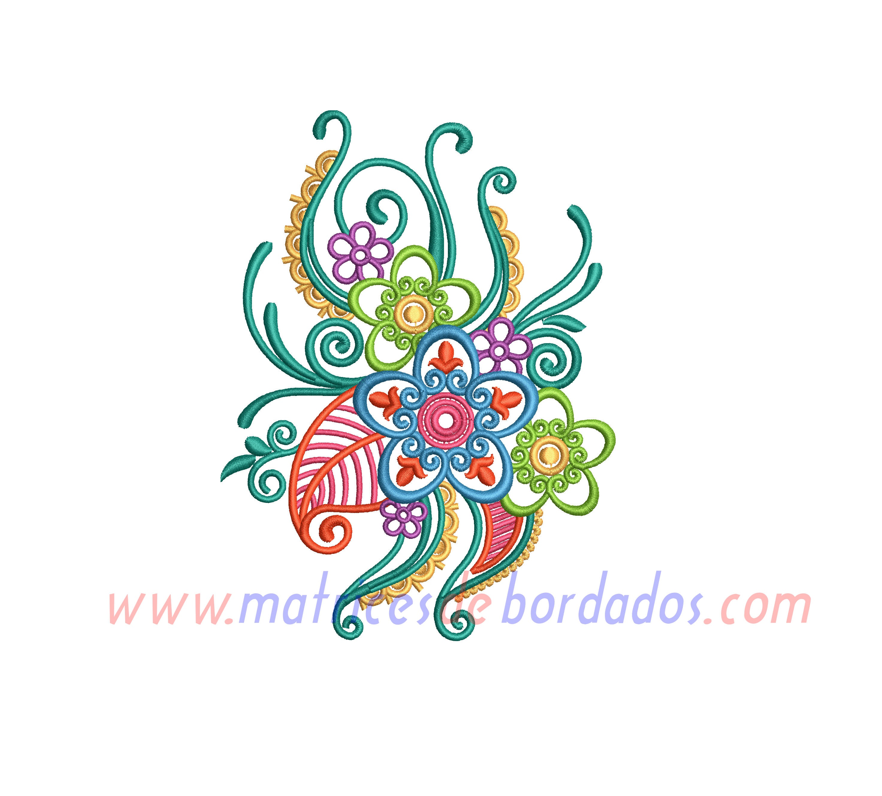 NX94NH - Diseño Floral