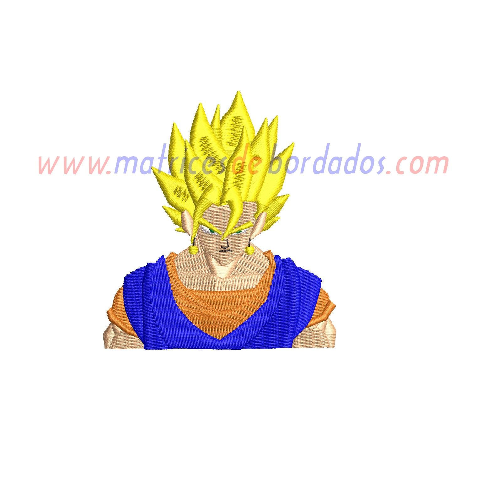 AN65SH - Goku Vegetto