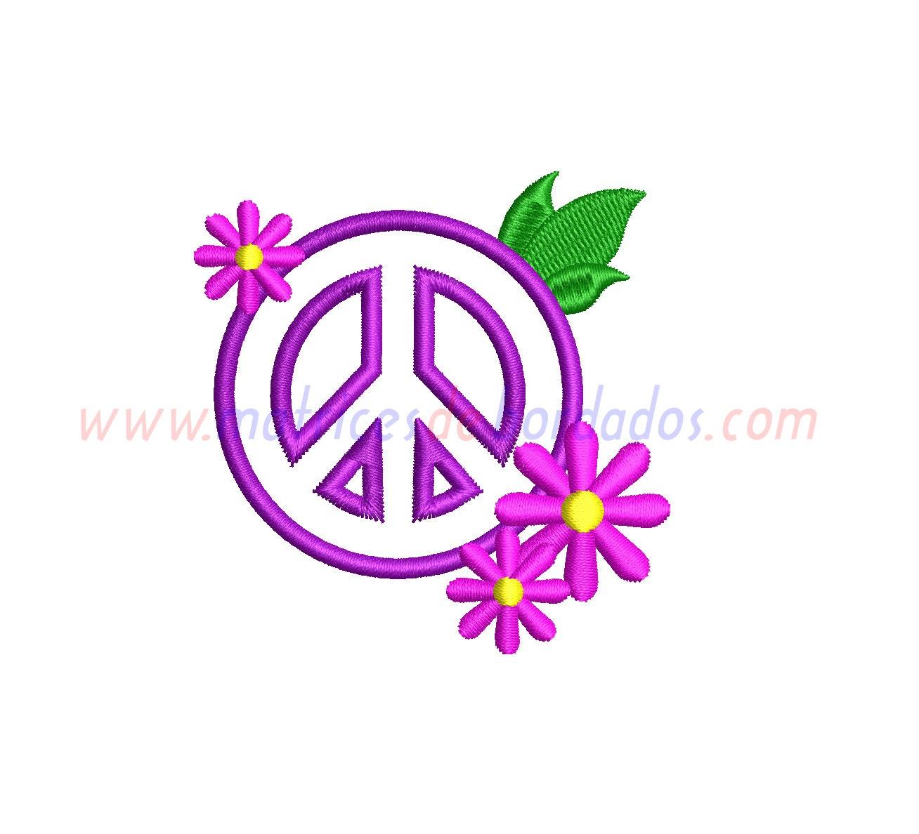 EP46JP - Símbolo Hippie