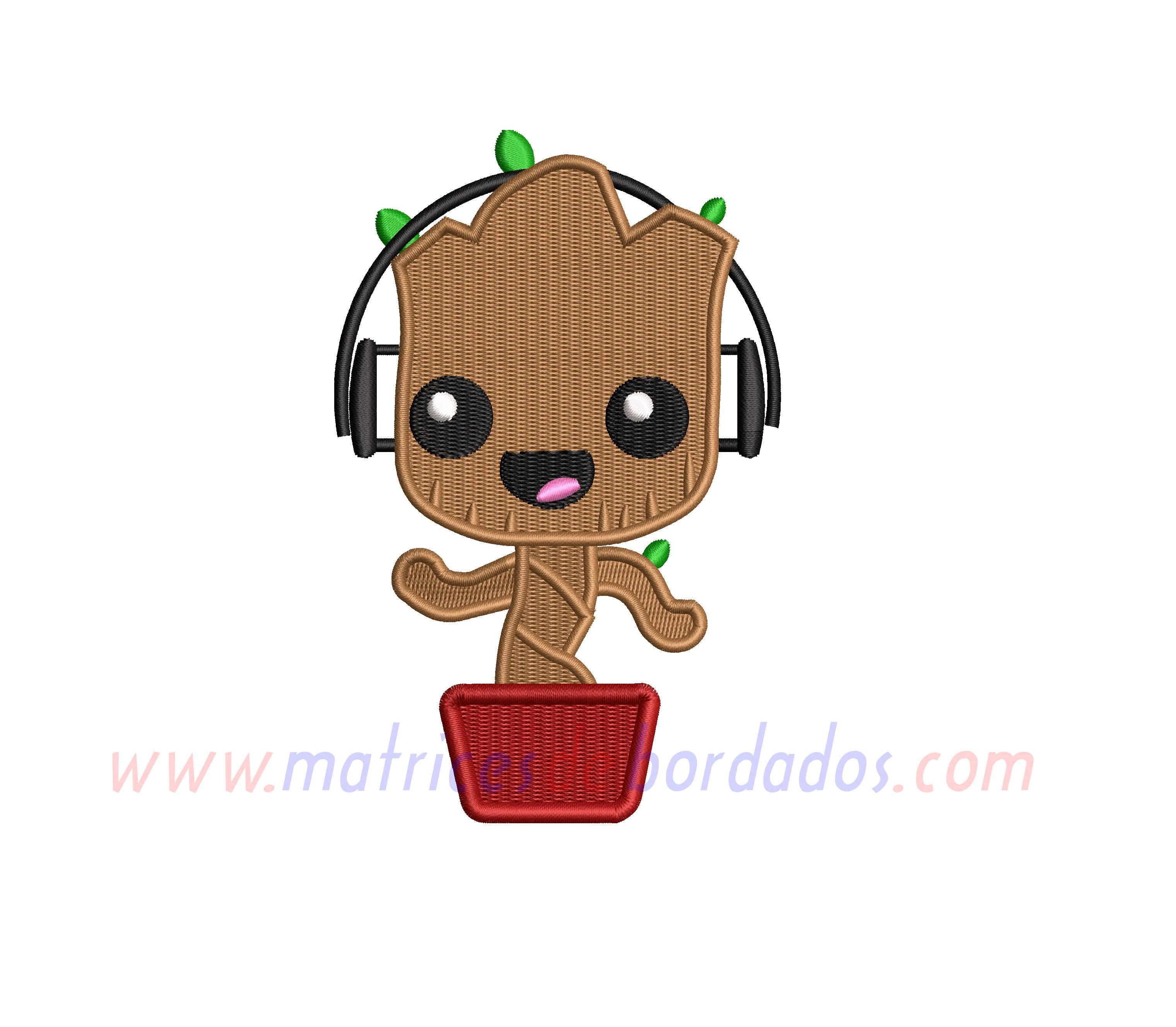 QH37CT - Baby Groot