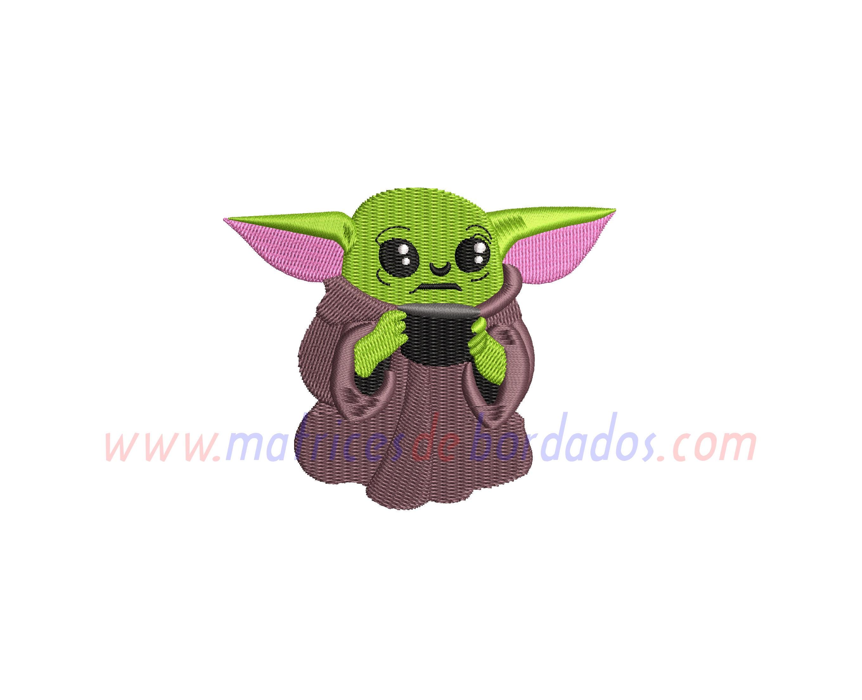 ZS35UY - Baby Yoda Star Wars