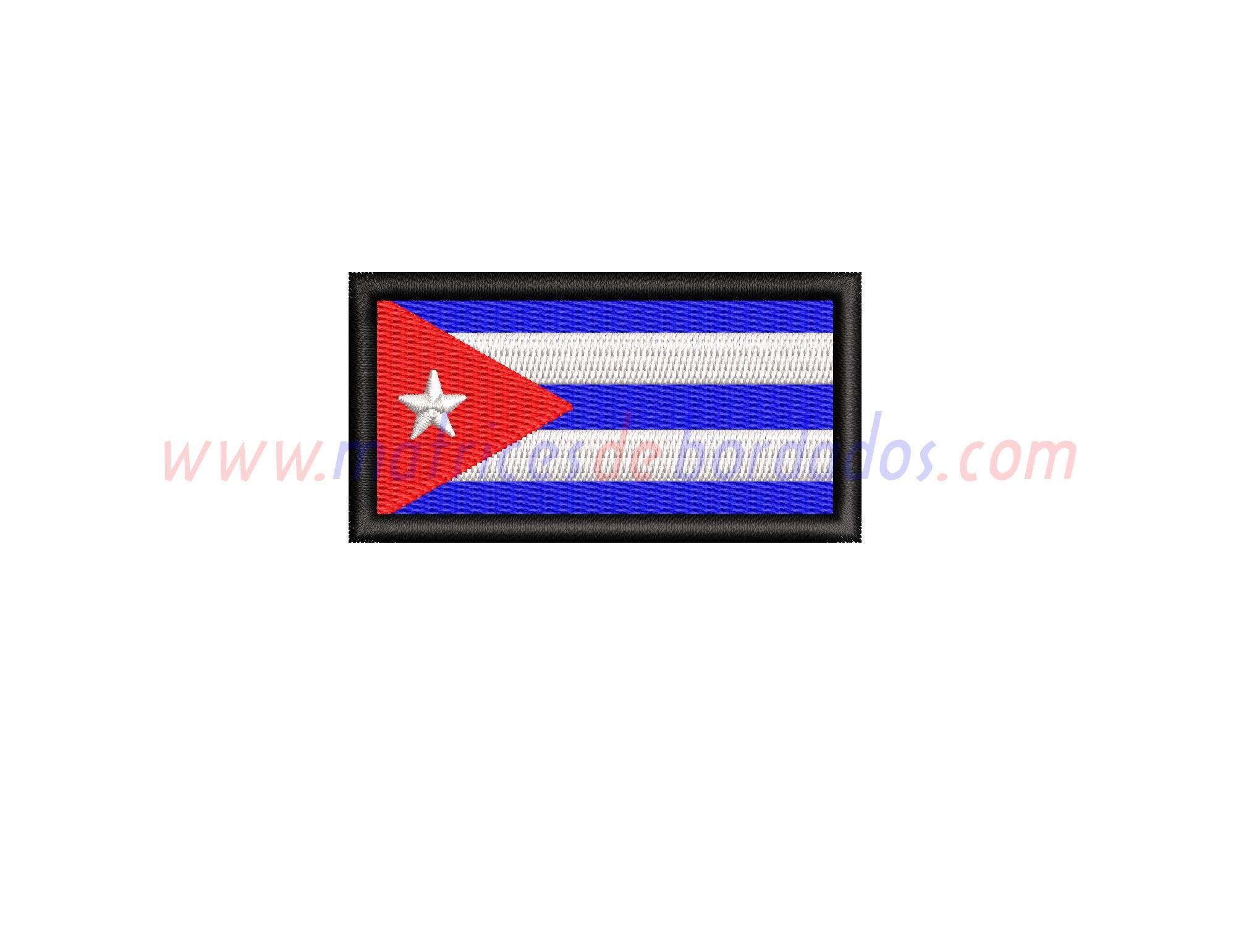 DY56CX - Bandera Cubana