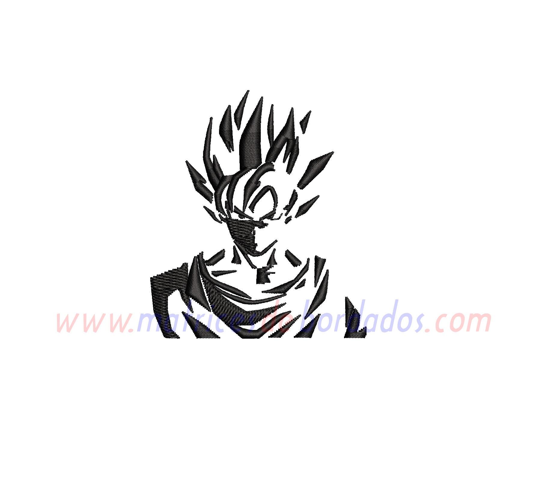 KA81LD - Goku