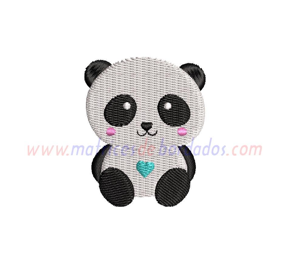 ZS21LV - Oso Panda
