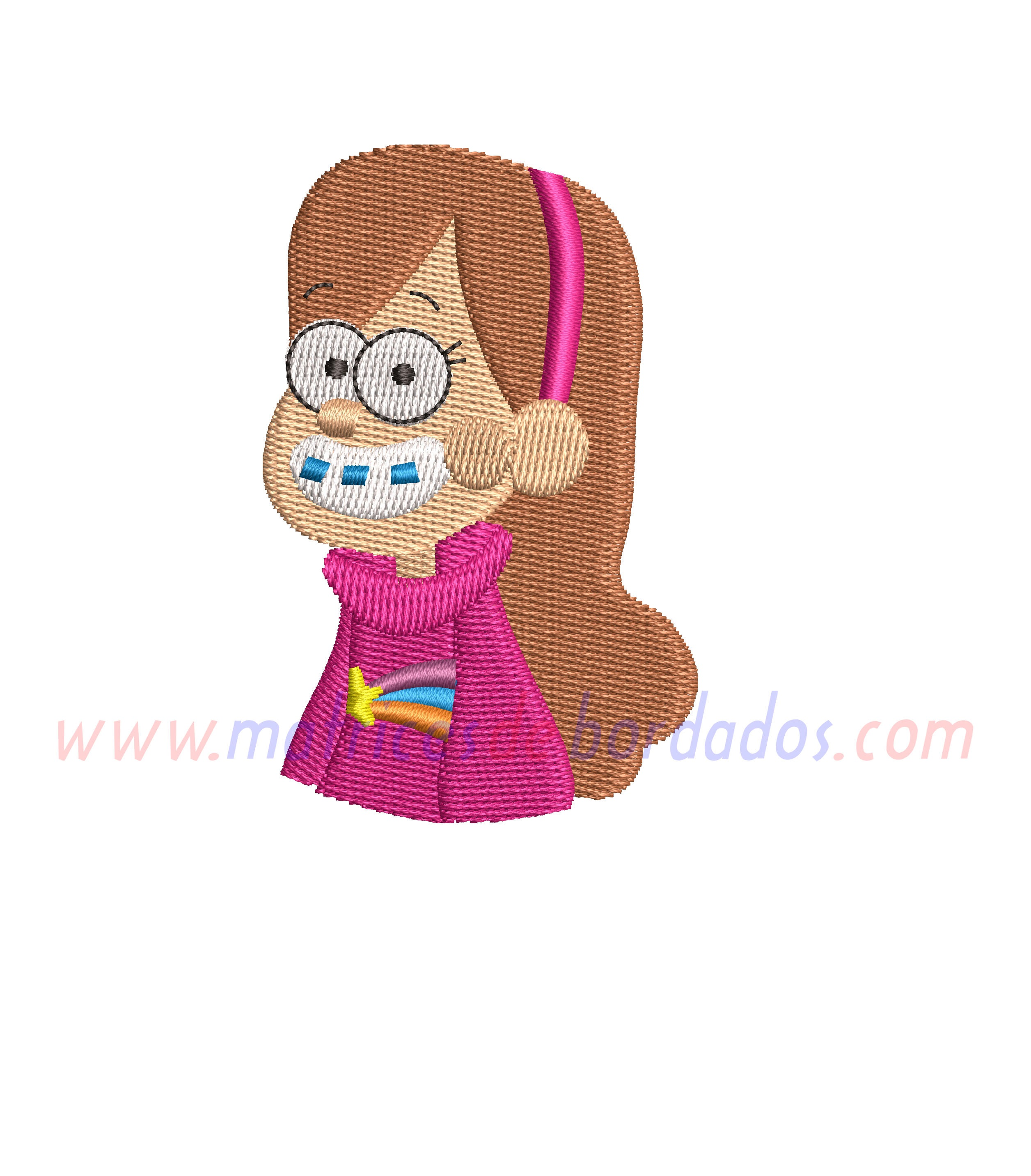WQ64WU - Mabel Gravity Falls