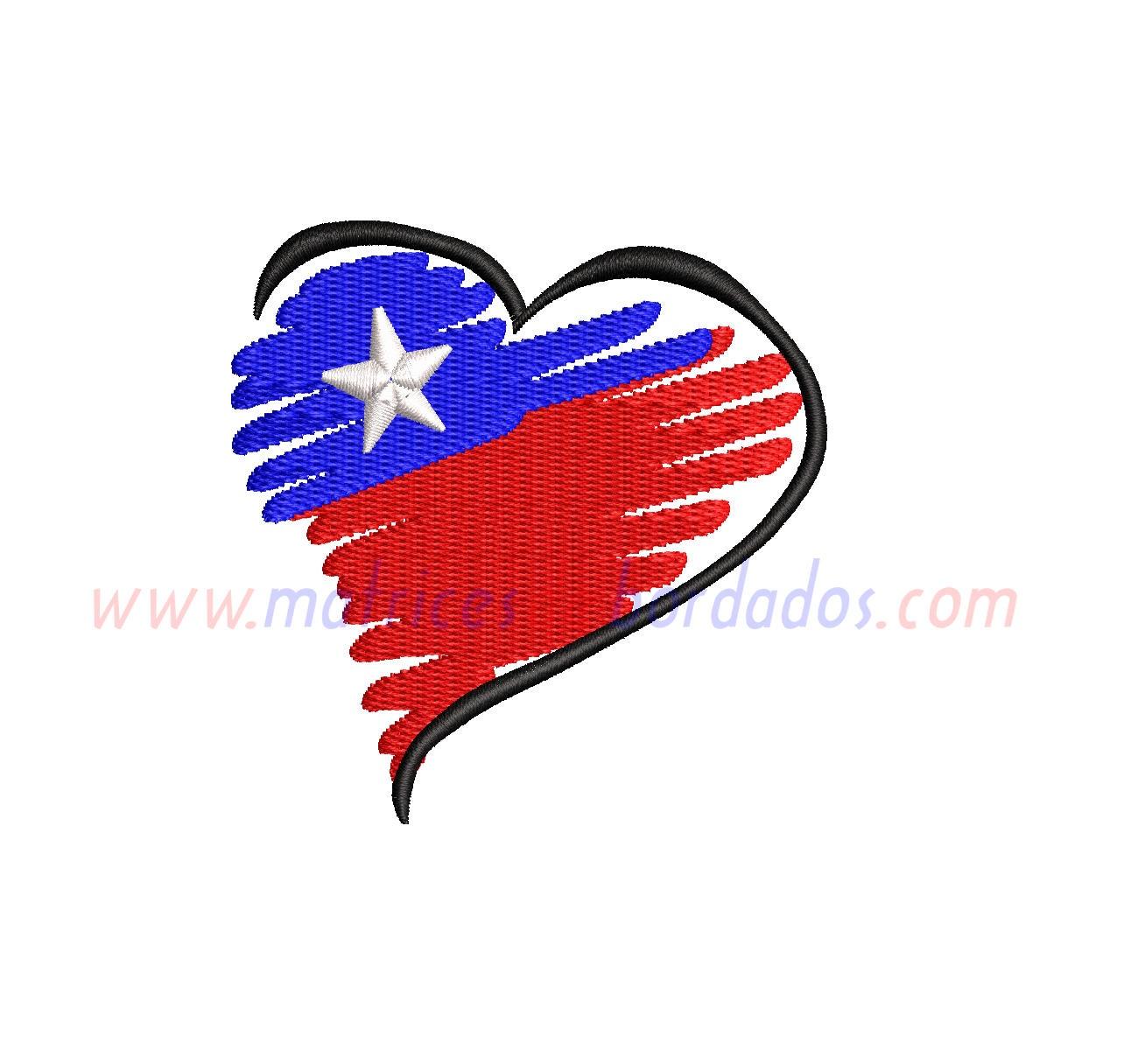YQ35XM - Chile Corazón