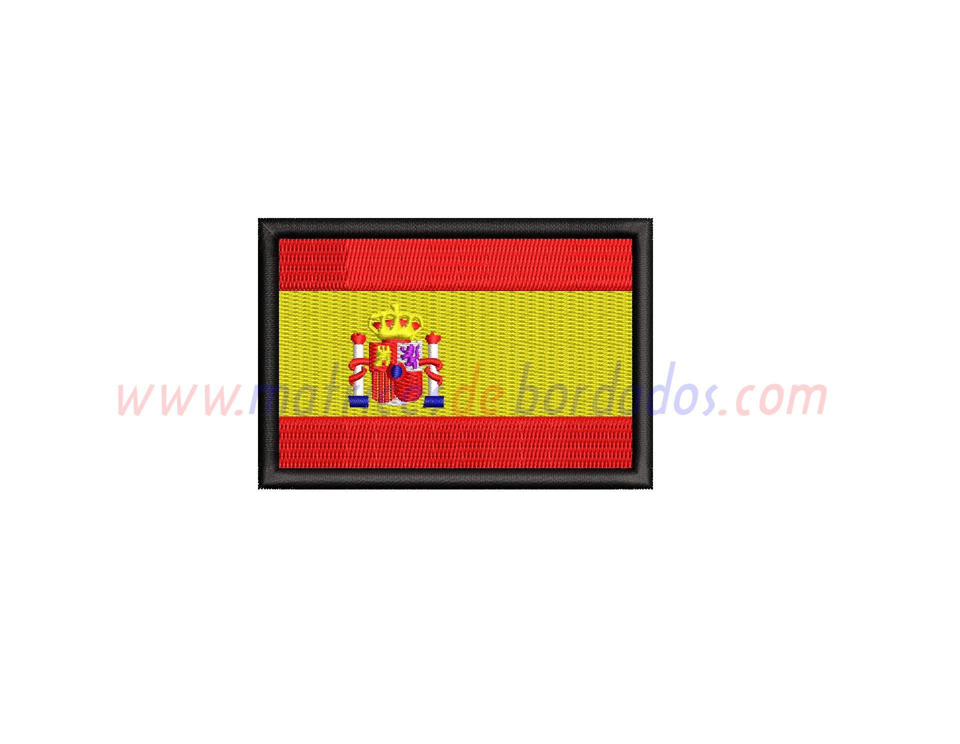 PK79FA - Bandera Española
