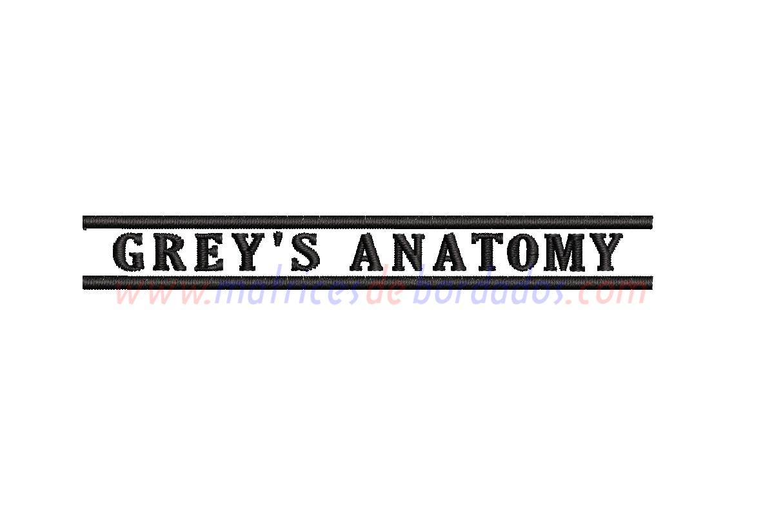 ET56WW - Grey's Anatomy