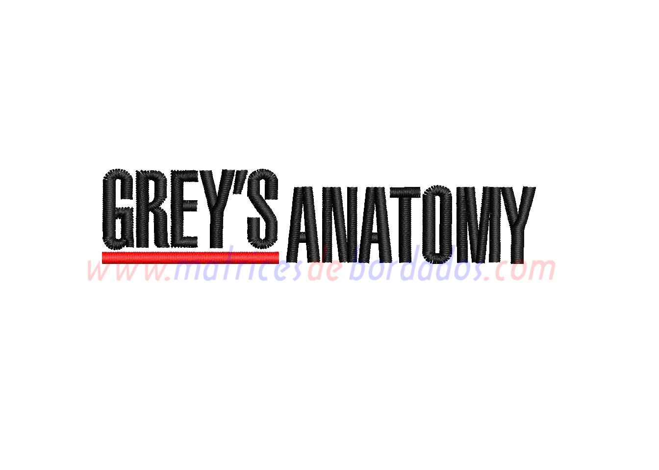 GU45NV - Grey's Anatomy