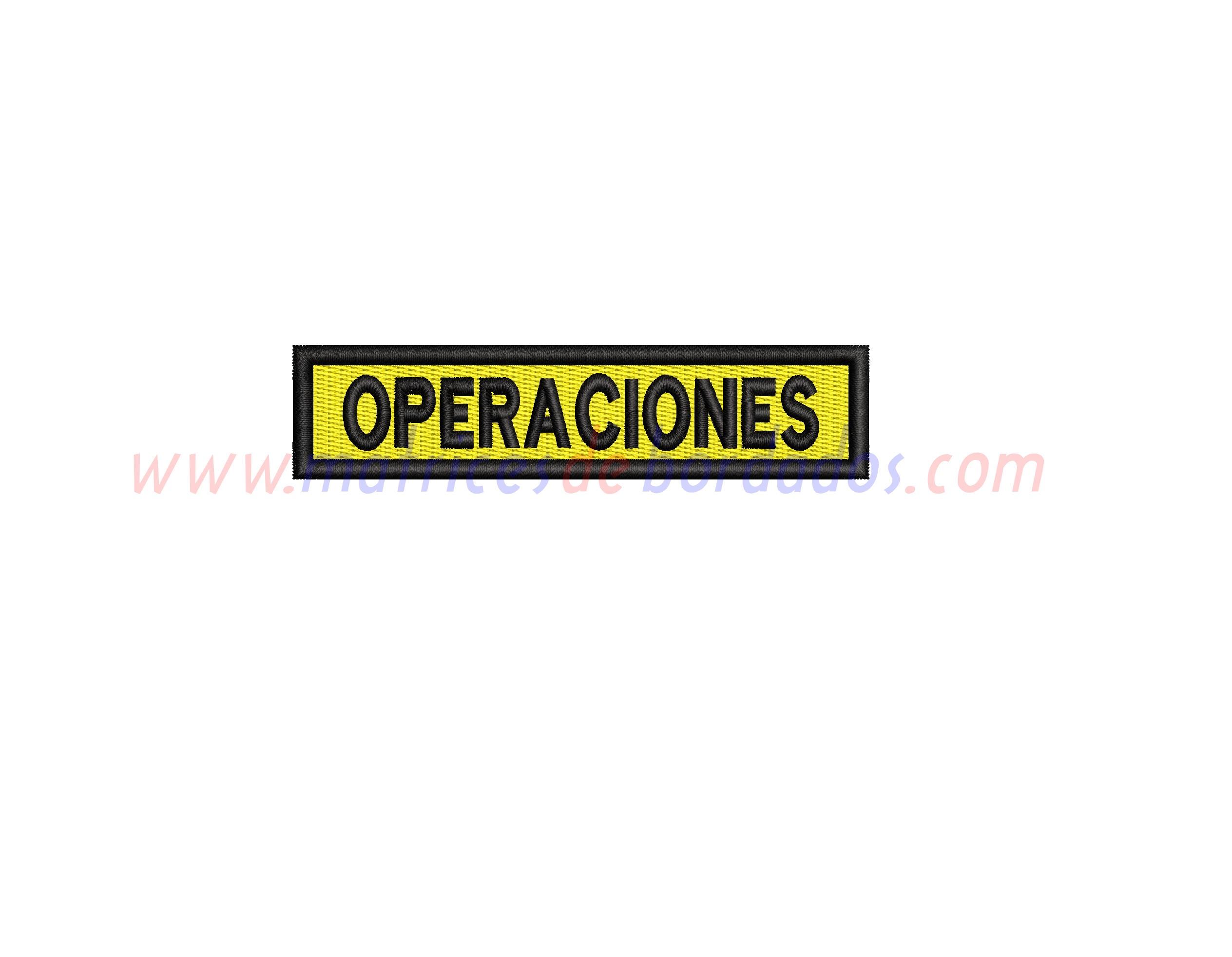 AC16UR - Operaciones