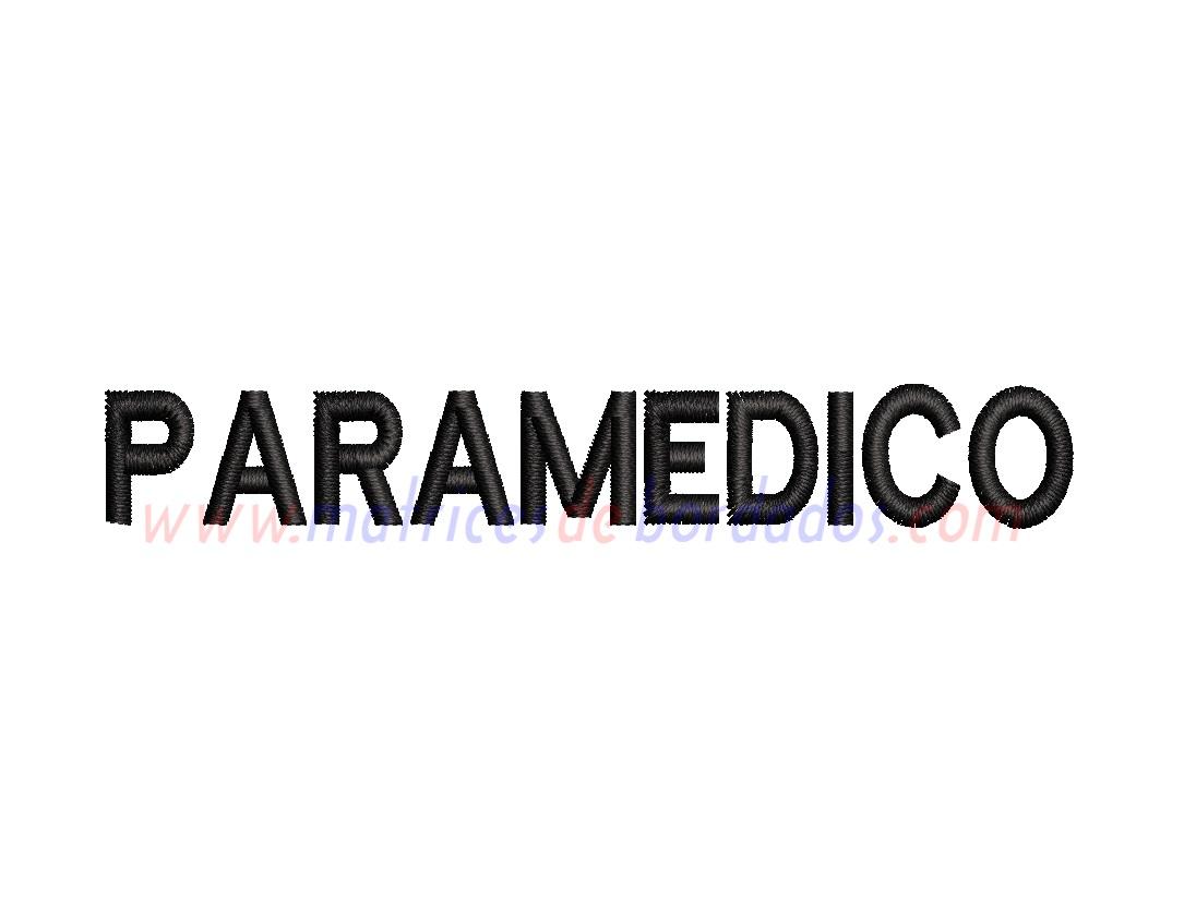 GG45LP - Paramédico