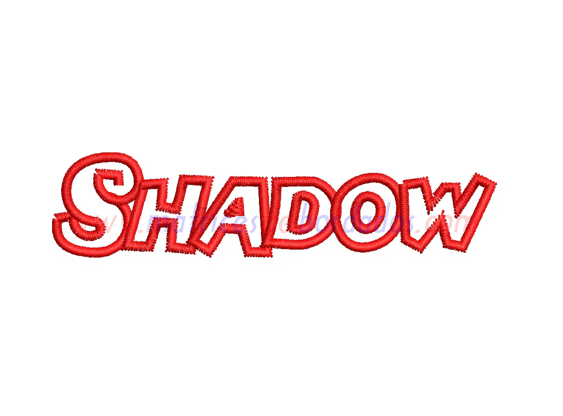 YD87KY - Shadow de Sonic