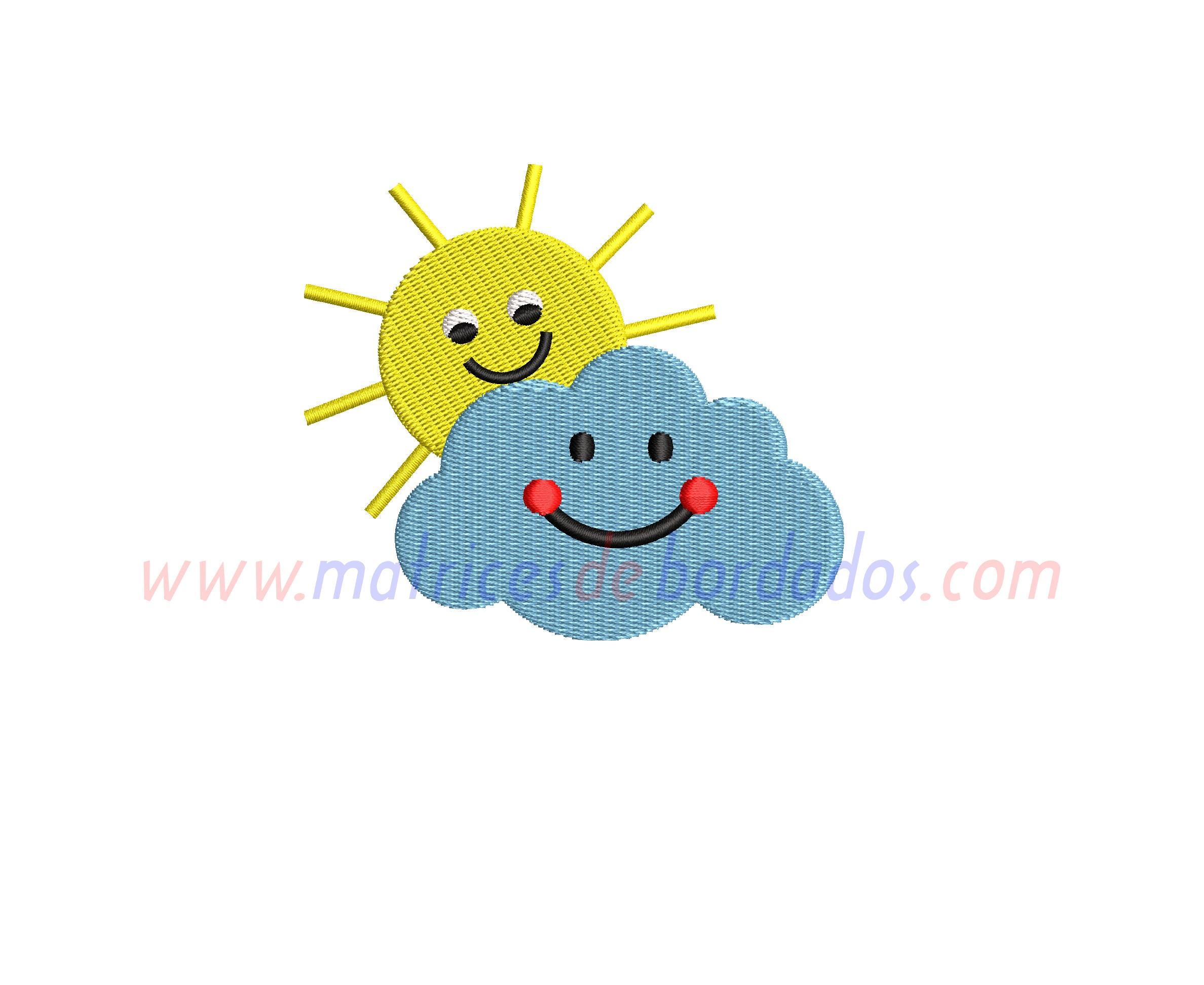 LL51MY - Sol y Nube