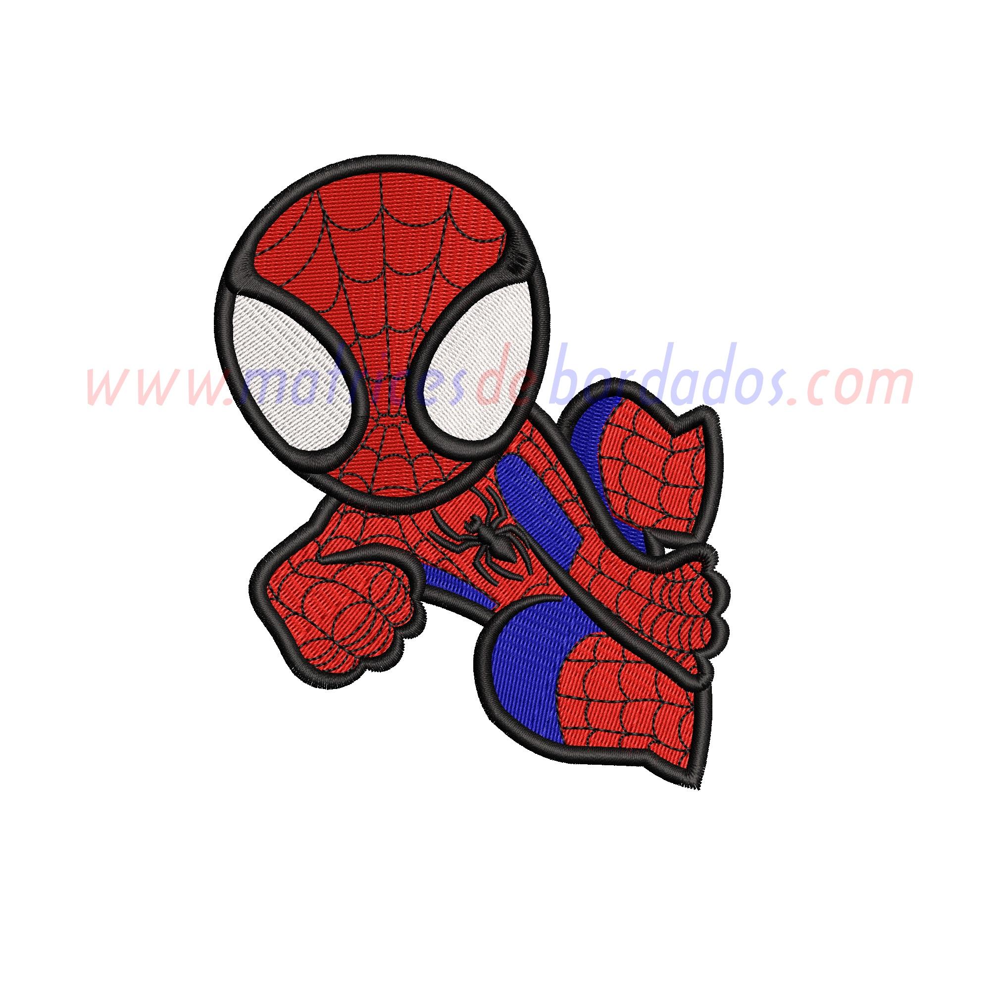 RZ42XK - Spiderman