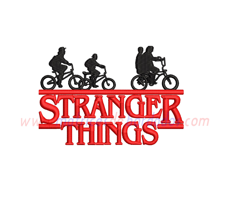 QY88LR - Stranger Things