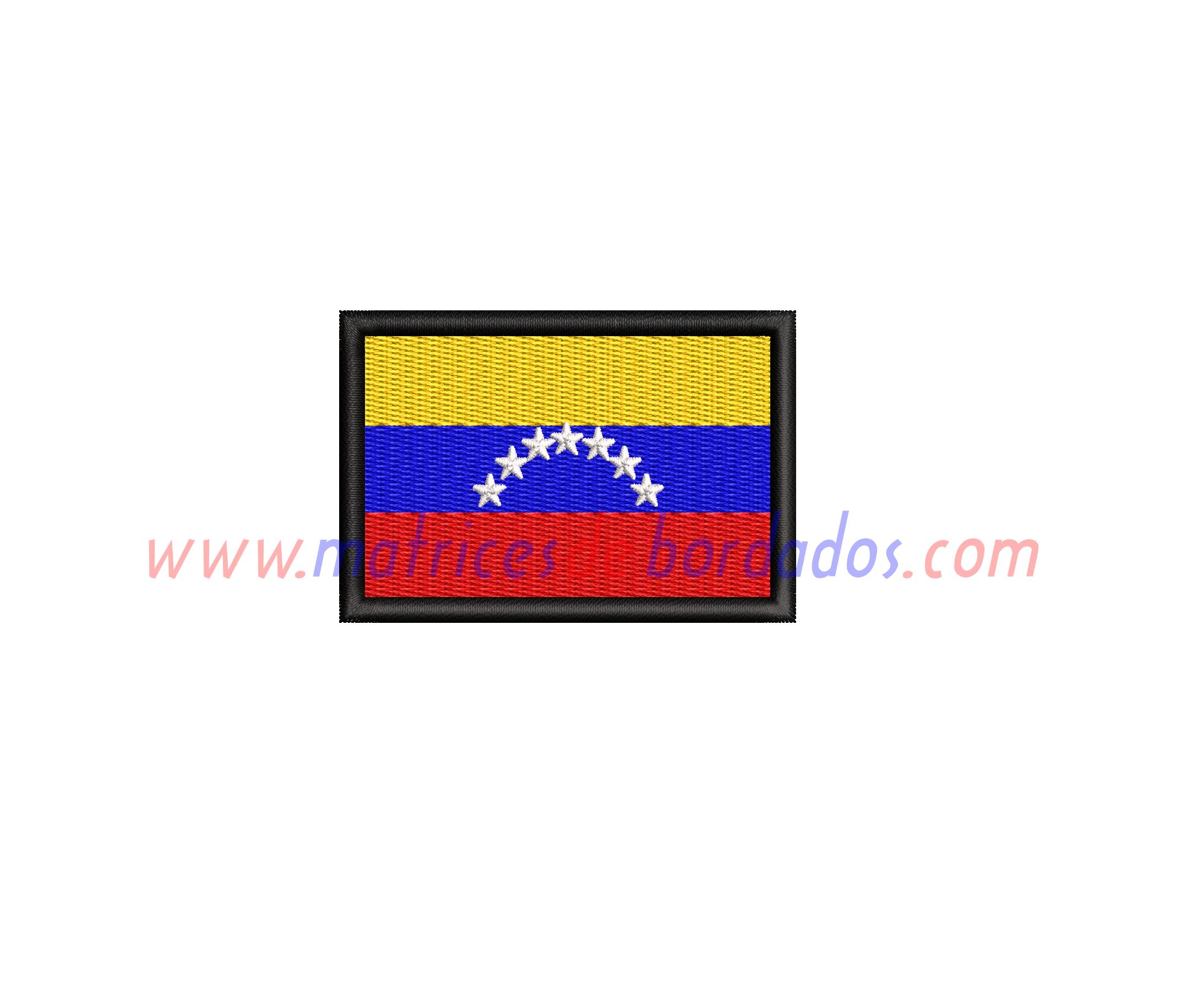 XG22FM - Bandera Venezuela
