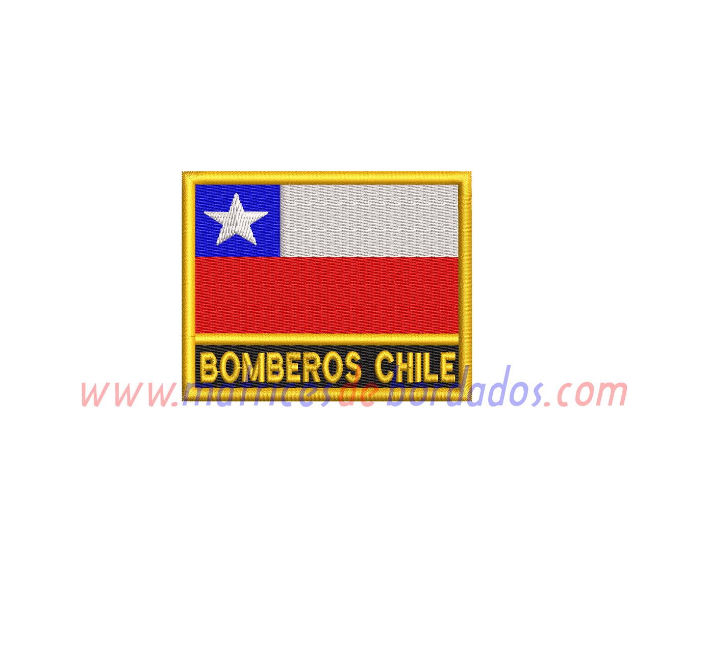JU78WZ - Bomberos de Chile