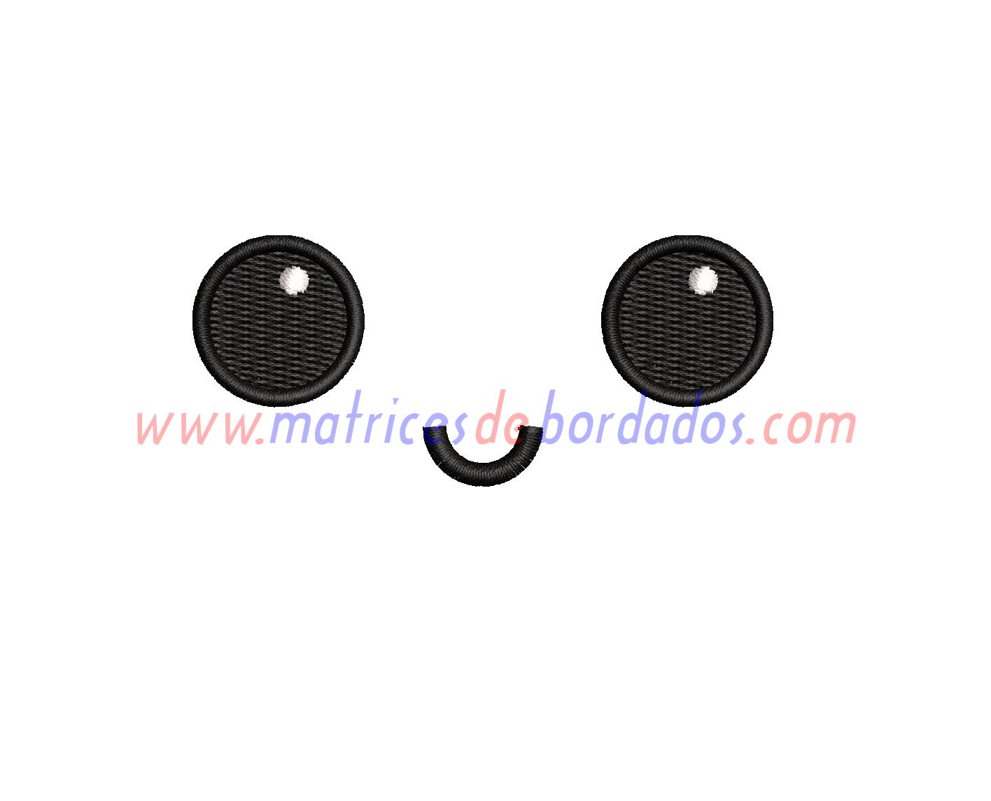 TD57VY - Ojos Pulpo Feliz