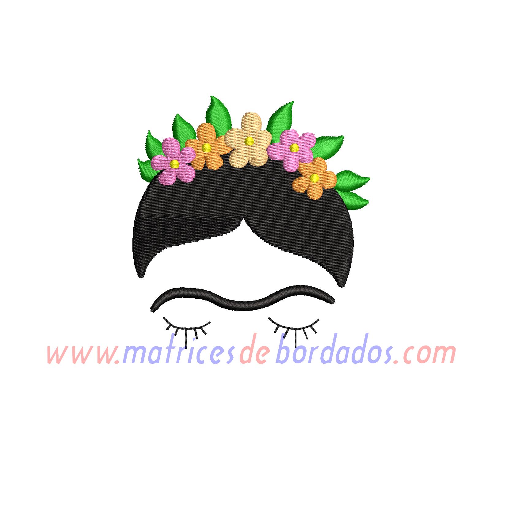 KV41AE - Frida Kahlo