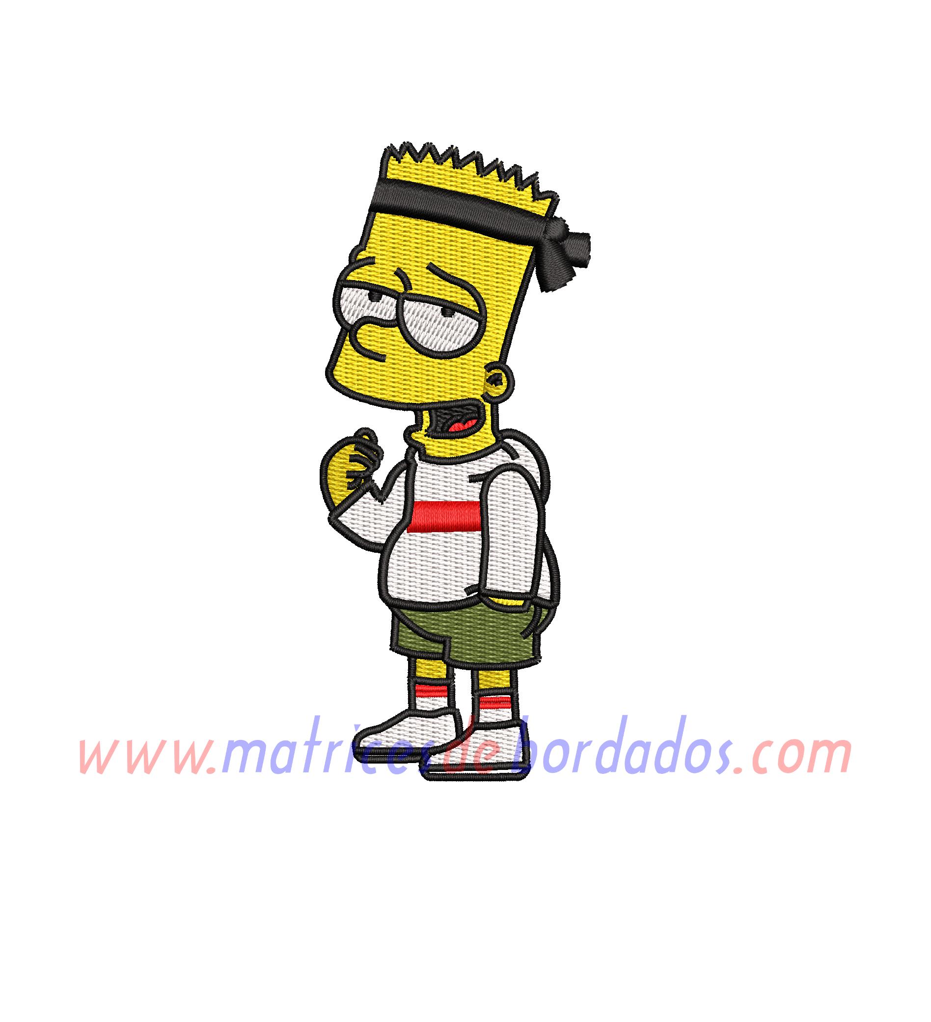 MK31NA - Bart Simpson