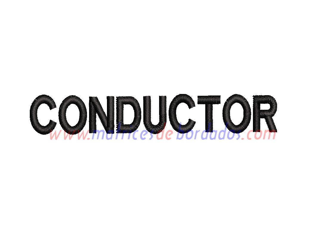 UG97BK - Conductor