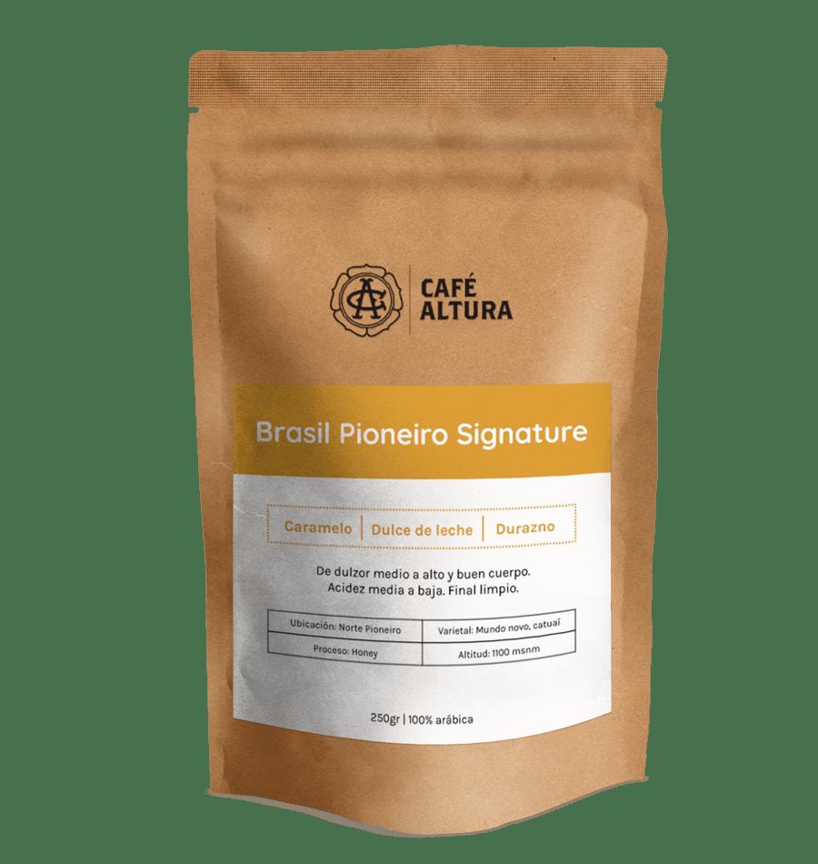 Brasil Pionero Signature
