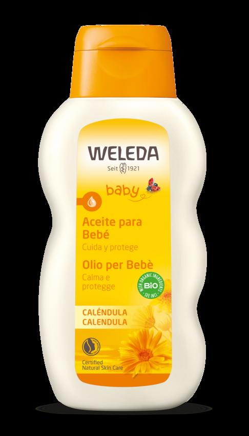 Aceite de Caléndula Bebé 200 ml