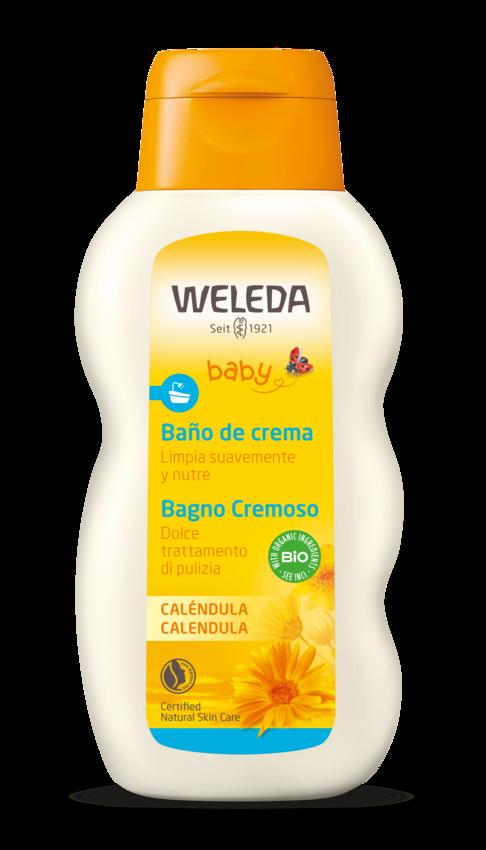 Baño de Crema de Caléndula 200 ml