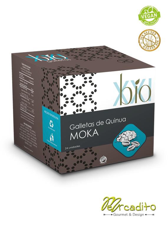 Galletas Mokaccino (Chocolate - Café)