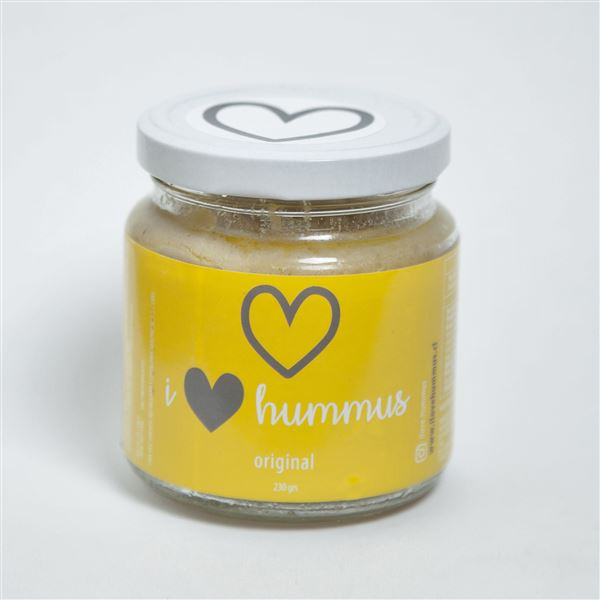 I love Hummus - Hummus Original