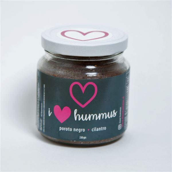 I love Hummus - Hummus Poroto Negro Cilantro