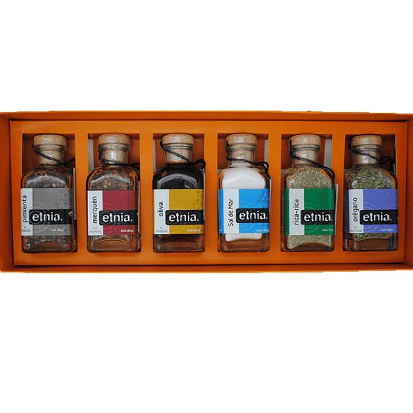 Caja de 6 botellas de Productos Etnia