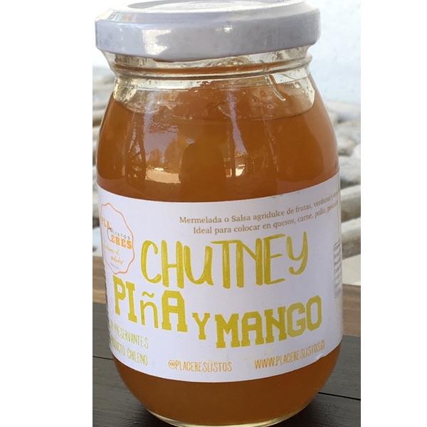 Chutney Piña, Mango - 100% Natural