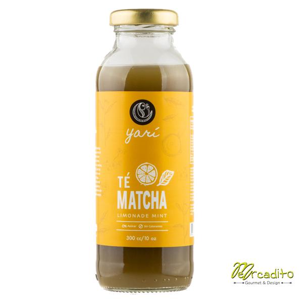 Matcha Lemonade Mint Frío