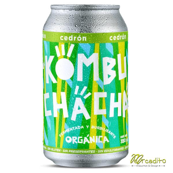 Bebida Kombuchacha